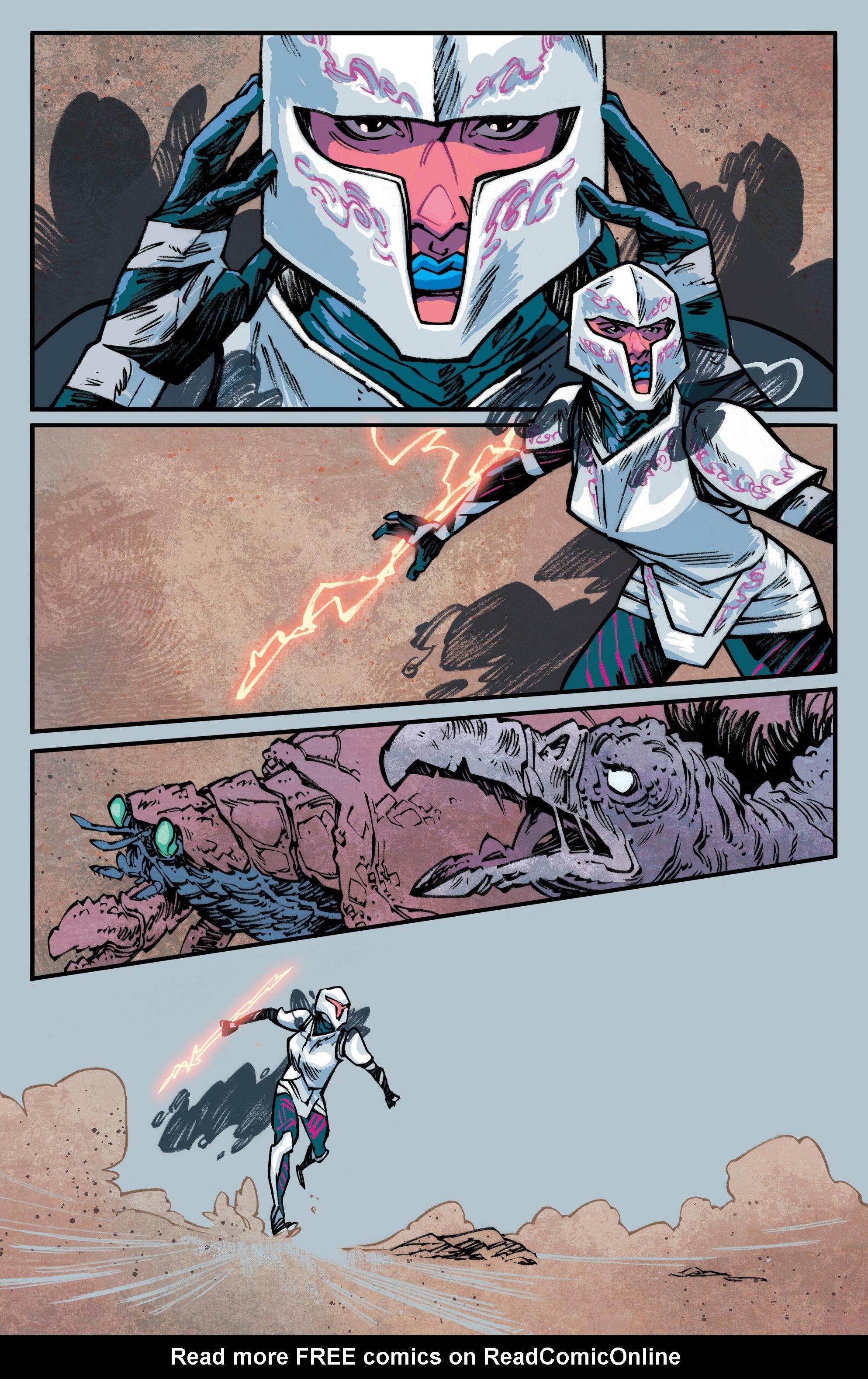 Read online Black Cloud comic -  Issue #3 - 12