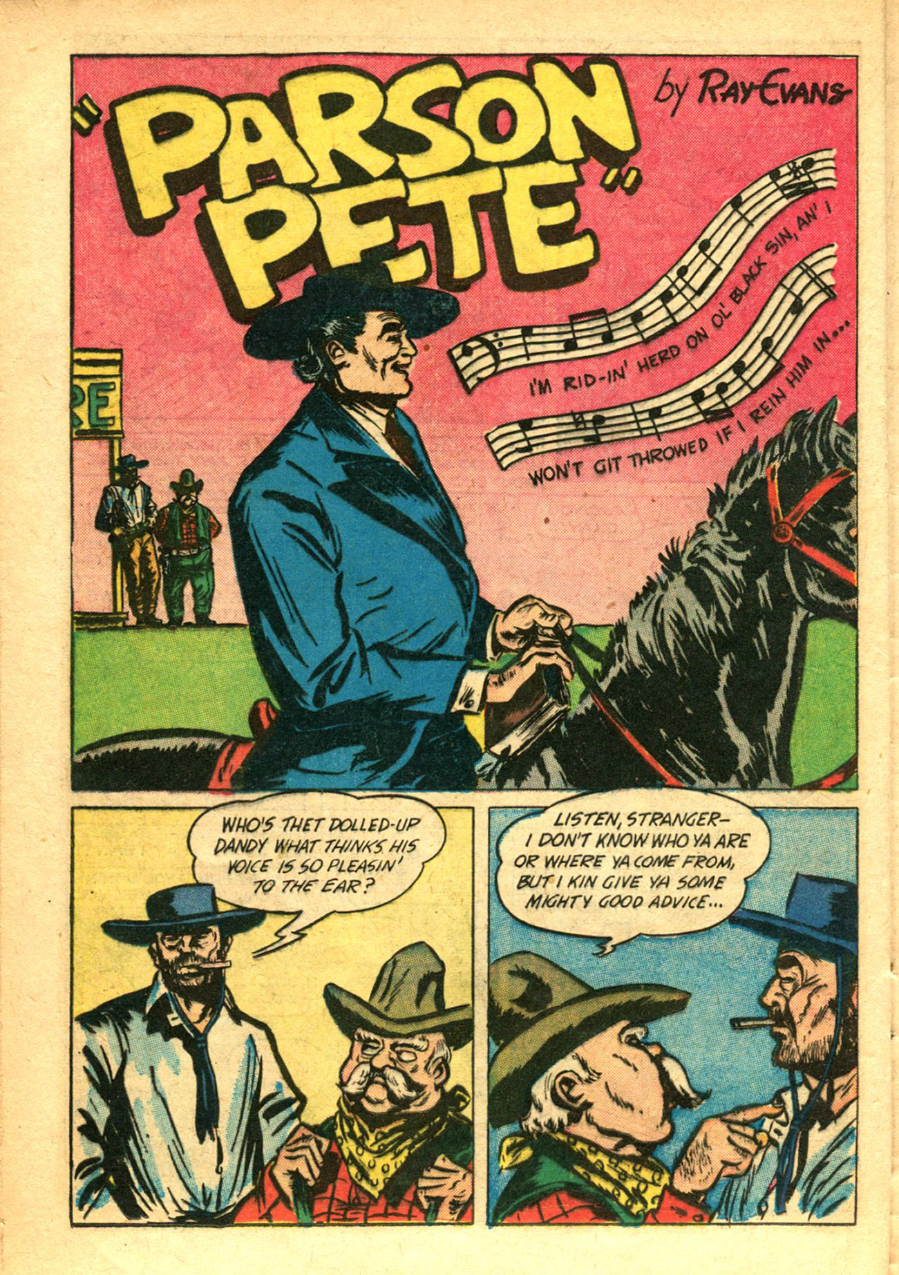 Read online Shadow Comics comic -  Issue #78 - 32