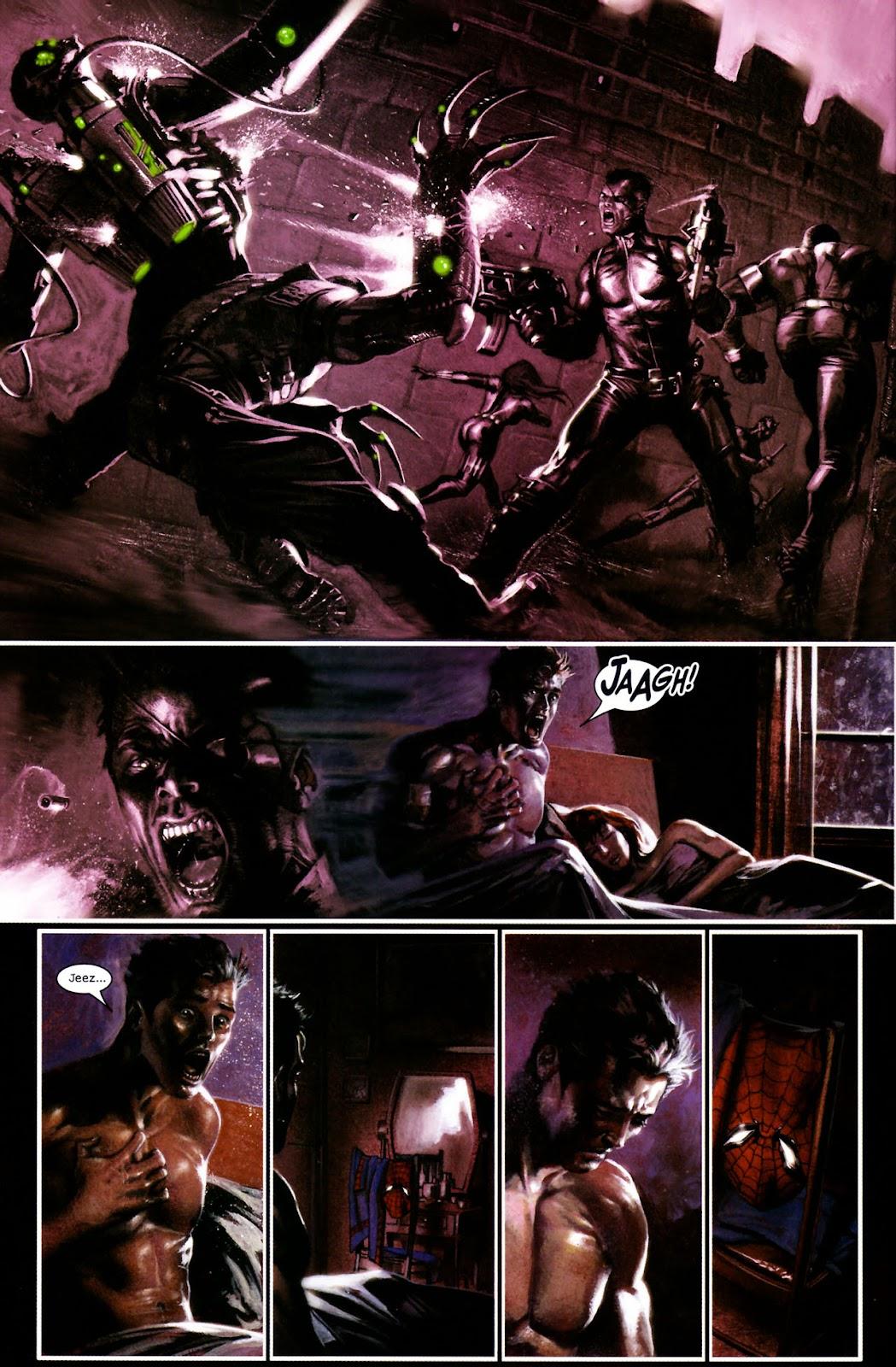 Read online Secret War comic -  Issue #3 - 6