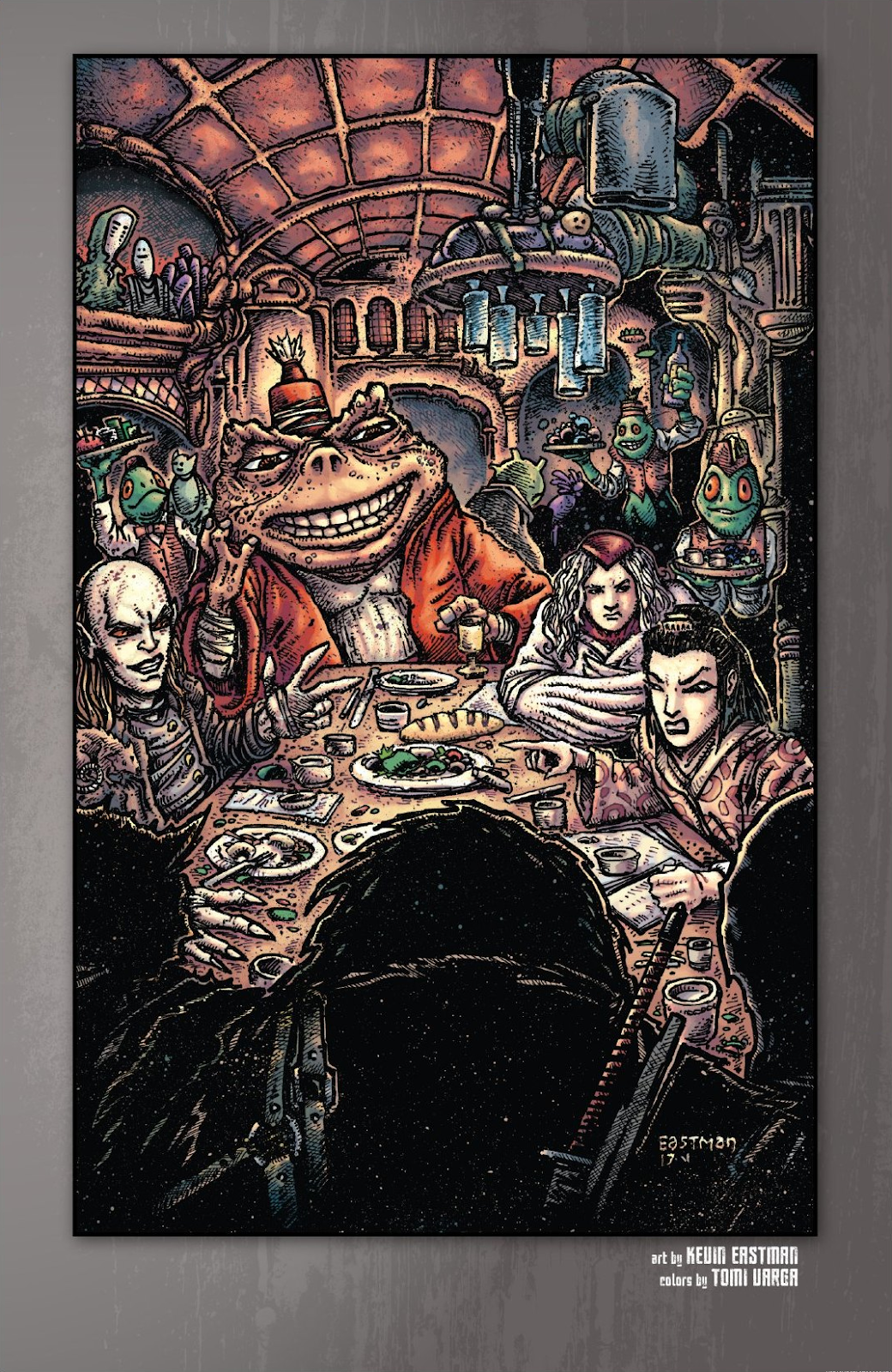 Read online Teenage Mutant Ninja Turtles: The IDW Collection comic -  Issue # TPB 9 (Part 2) - 58