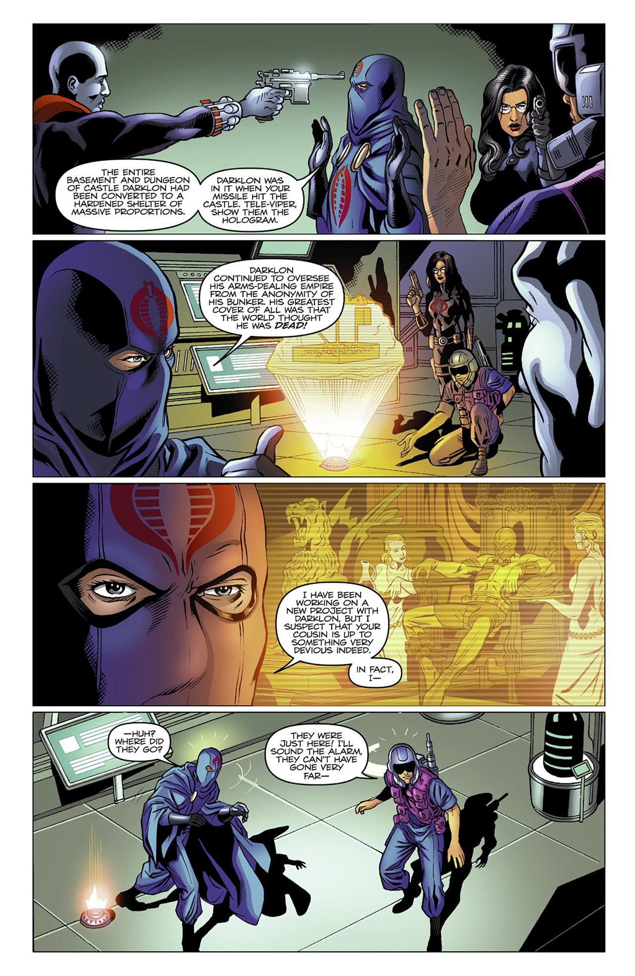 G.I. Joe: A Real American Hero 170 Page 22