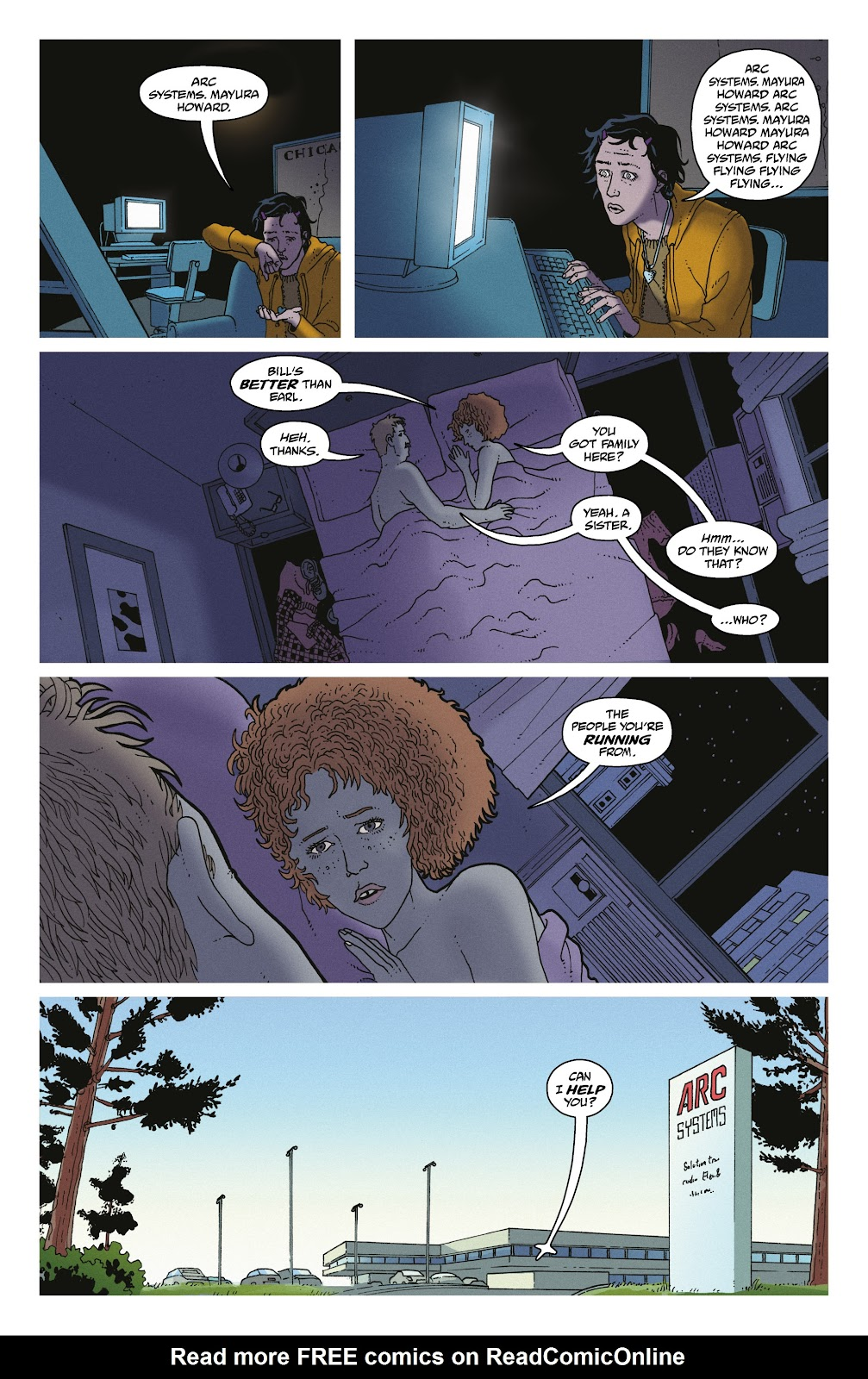 Read online She Could Fly comic -  Issue # _TPB - 60