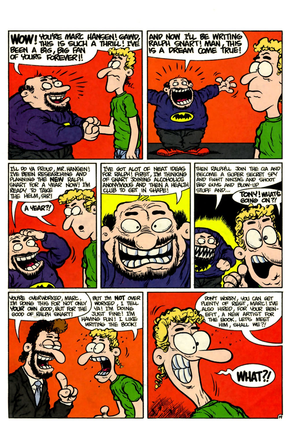 Ralph Snart Adventures (1988) issue 15 - Page 23