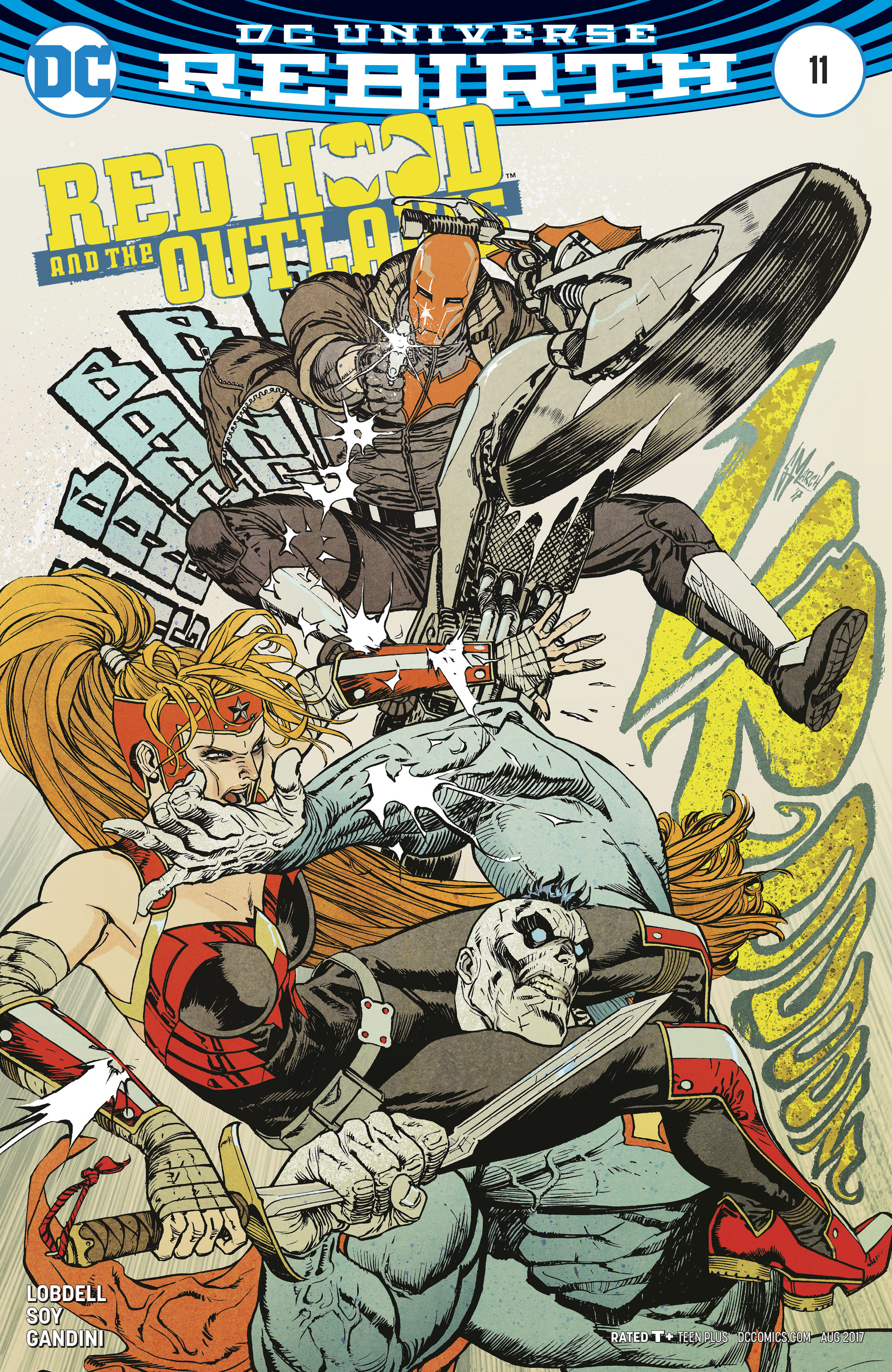 Read online Red Hood and the Outlaws (2016) comic -  Issue #11 - 3