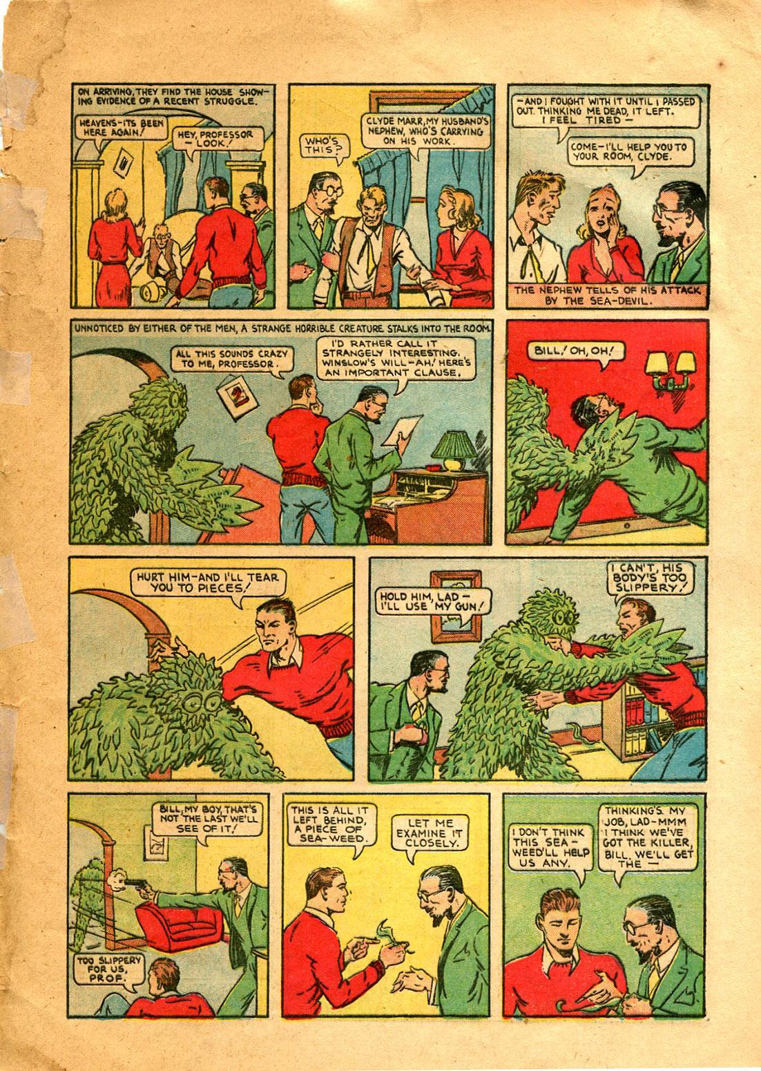 Read online Shadow Comics comic -  Issue #9 - 55