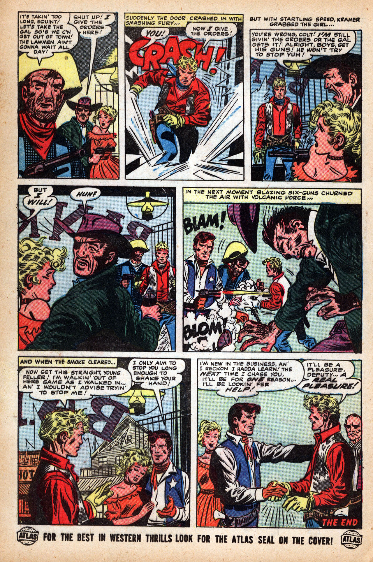 Read online Two-Gun Kid comic -  Issue #14 - 24