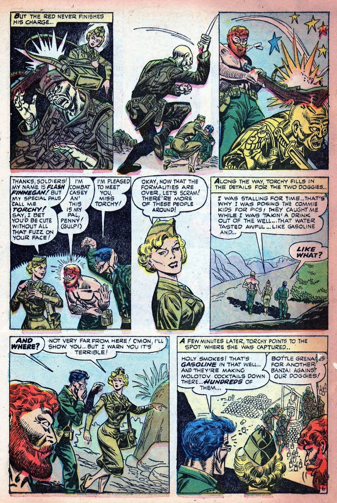 Combat (1952) issue 7 - Page 8