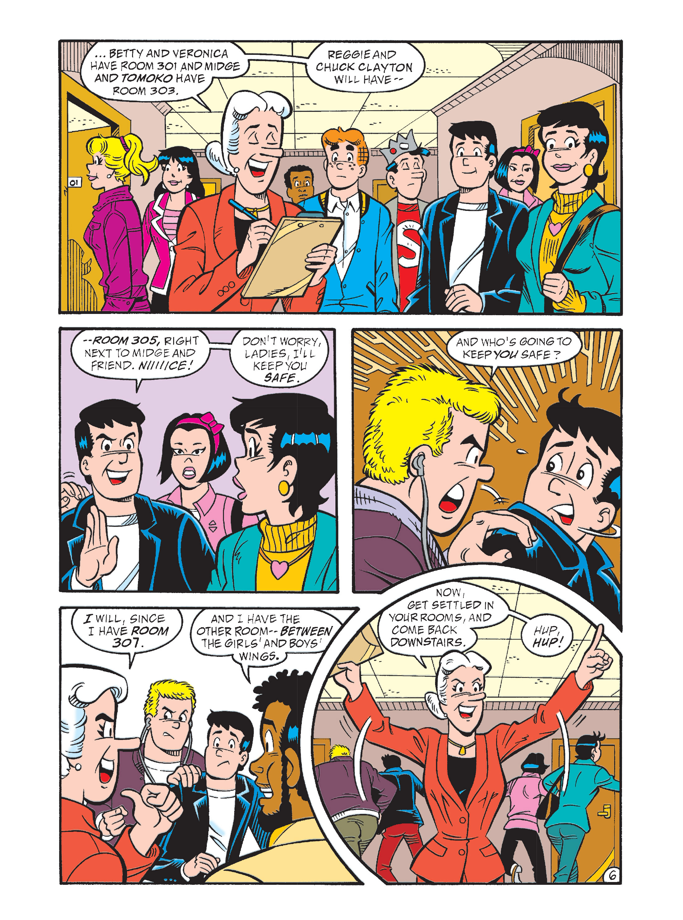 Read online Archie's Funhouse Double Digest comic -  Issue #1 - 41