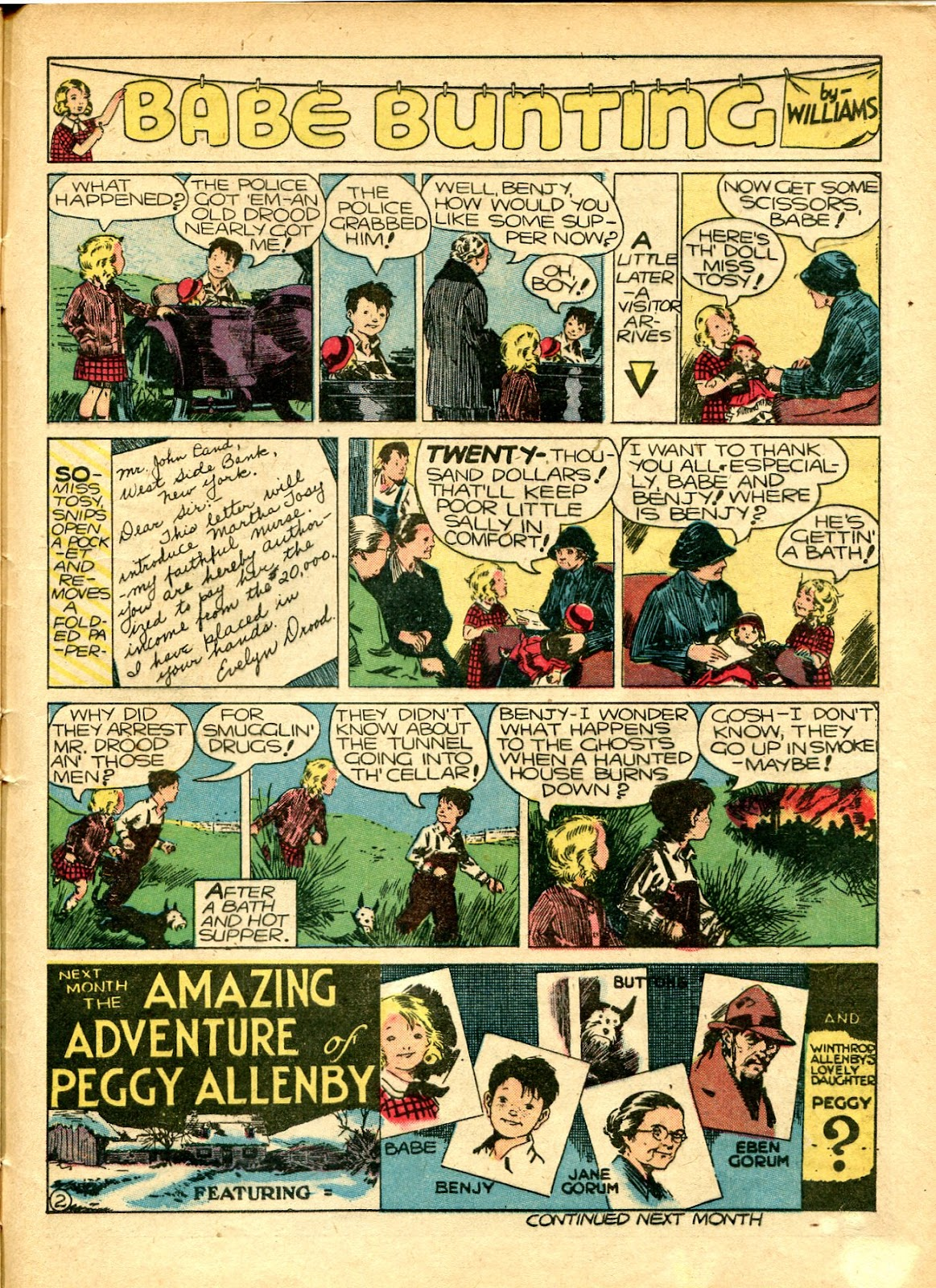 Read online Famous Funnies comic -  Issue #77 - 54