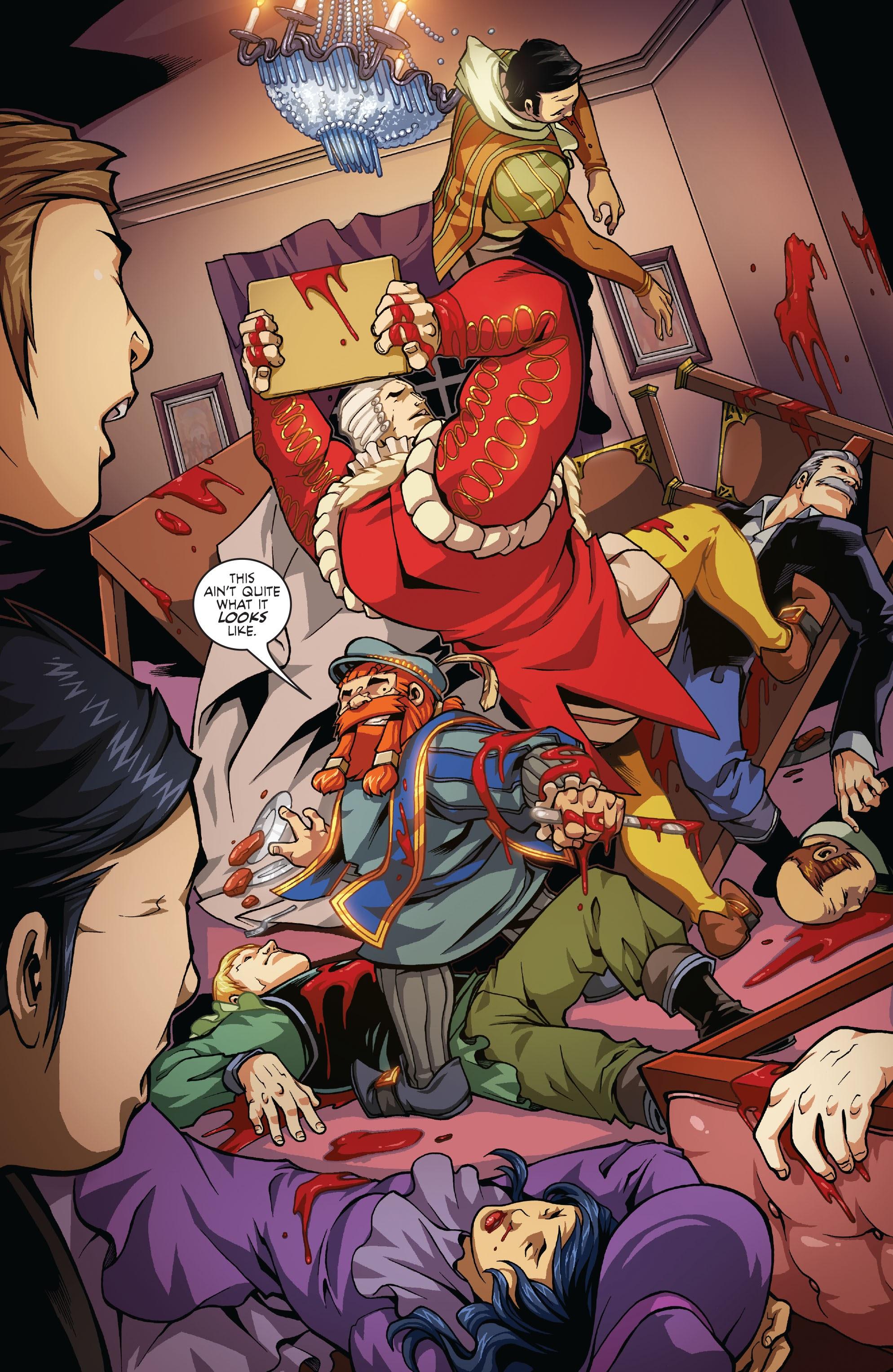 Read online Skullkickers comic -  Issue #7 - 20