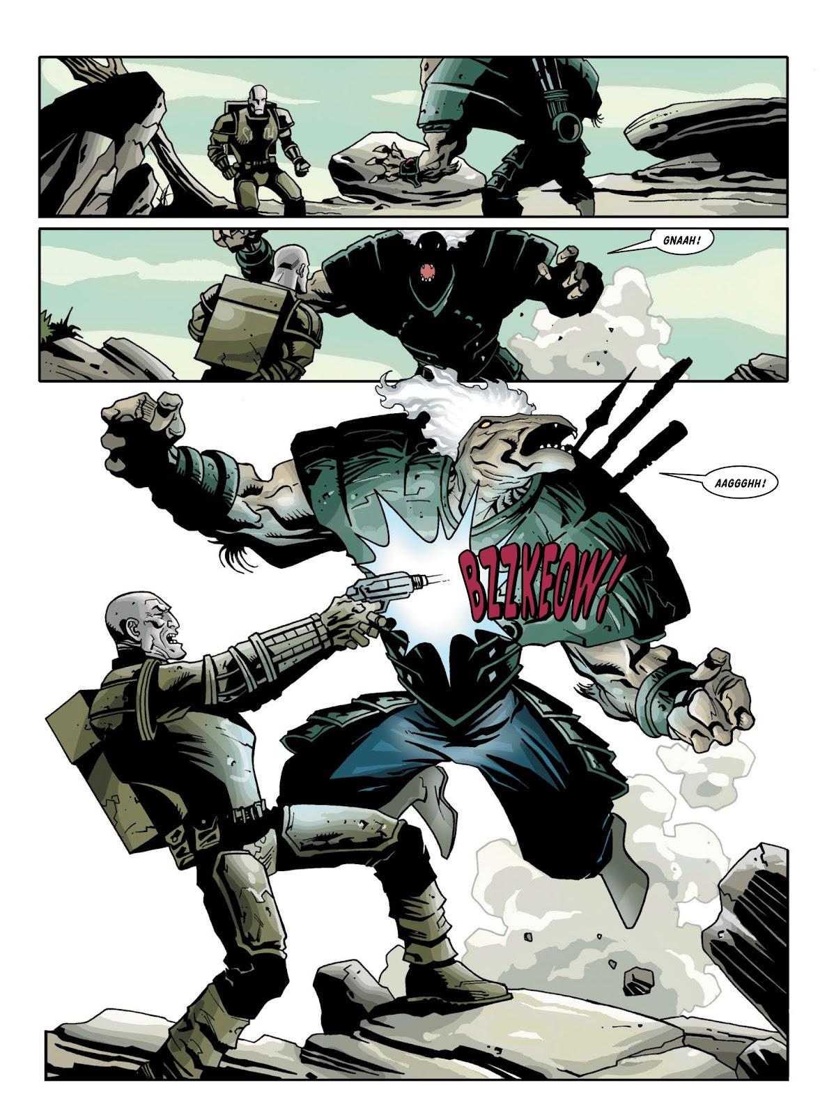 Judge Dredd Megazine (Vol. 5) Issue #381 #180 - English 121