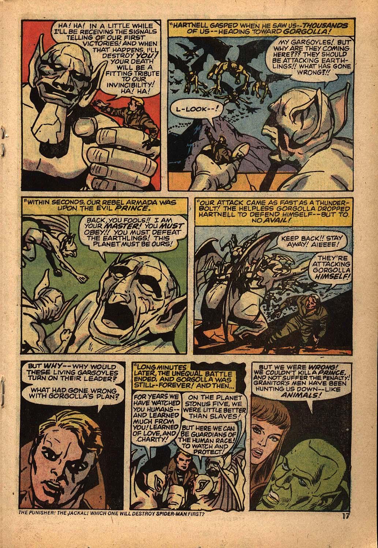 Read online Astonishing Tales (1970) comic -  Issue #22 - 11