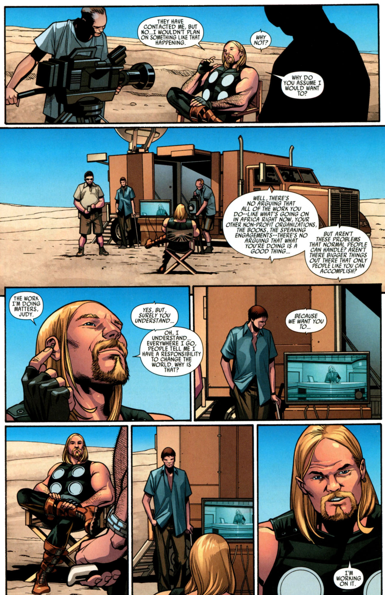Read online Ultimate Thor comic -  Issue #4 - 12