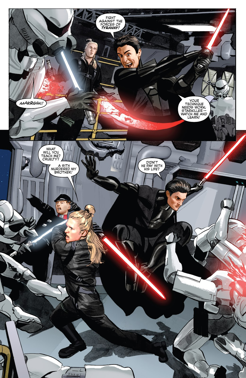 Read online Star Wars Legends: Infinities - Epic Collection comic -  Issue # TPB (Part 5) - 74