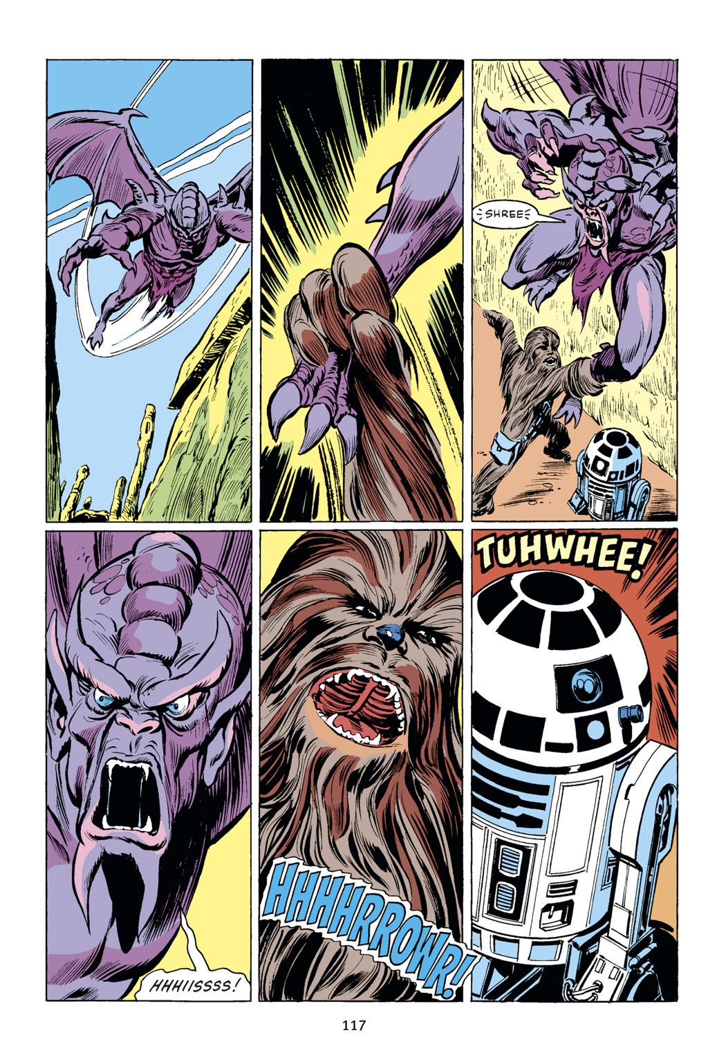 Read online Star Wars Omnibus comic -  Issue # Vol. 18 - 108