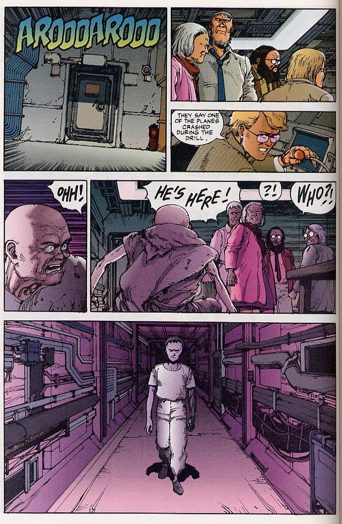 Read online Akira comic -  Issue #26 - 57