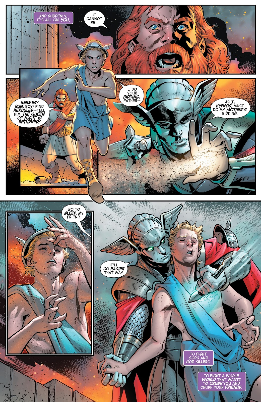 Read online Avengers No Road Home comic -  Issue #2 - 6