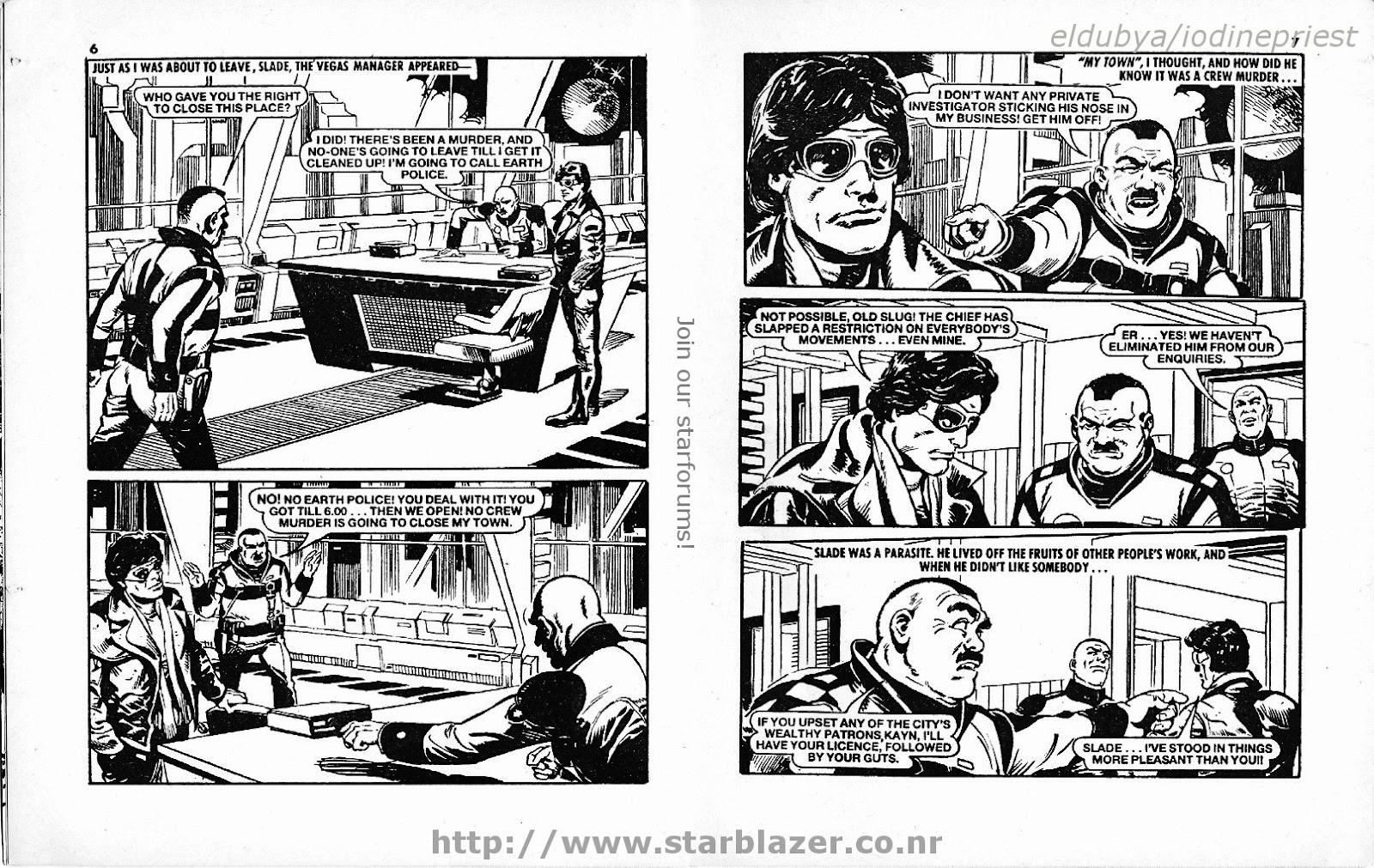 Starblazer issue 173 - Page 5