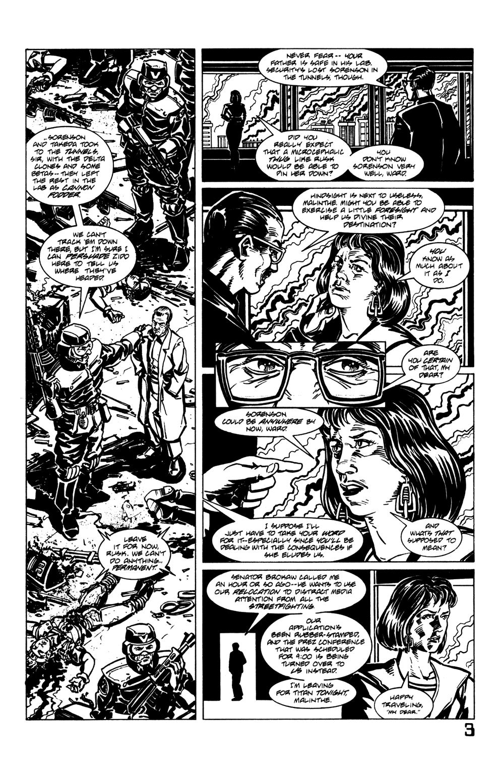 Dark Horse Presents (1986) Issue #37 #42 - English 5