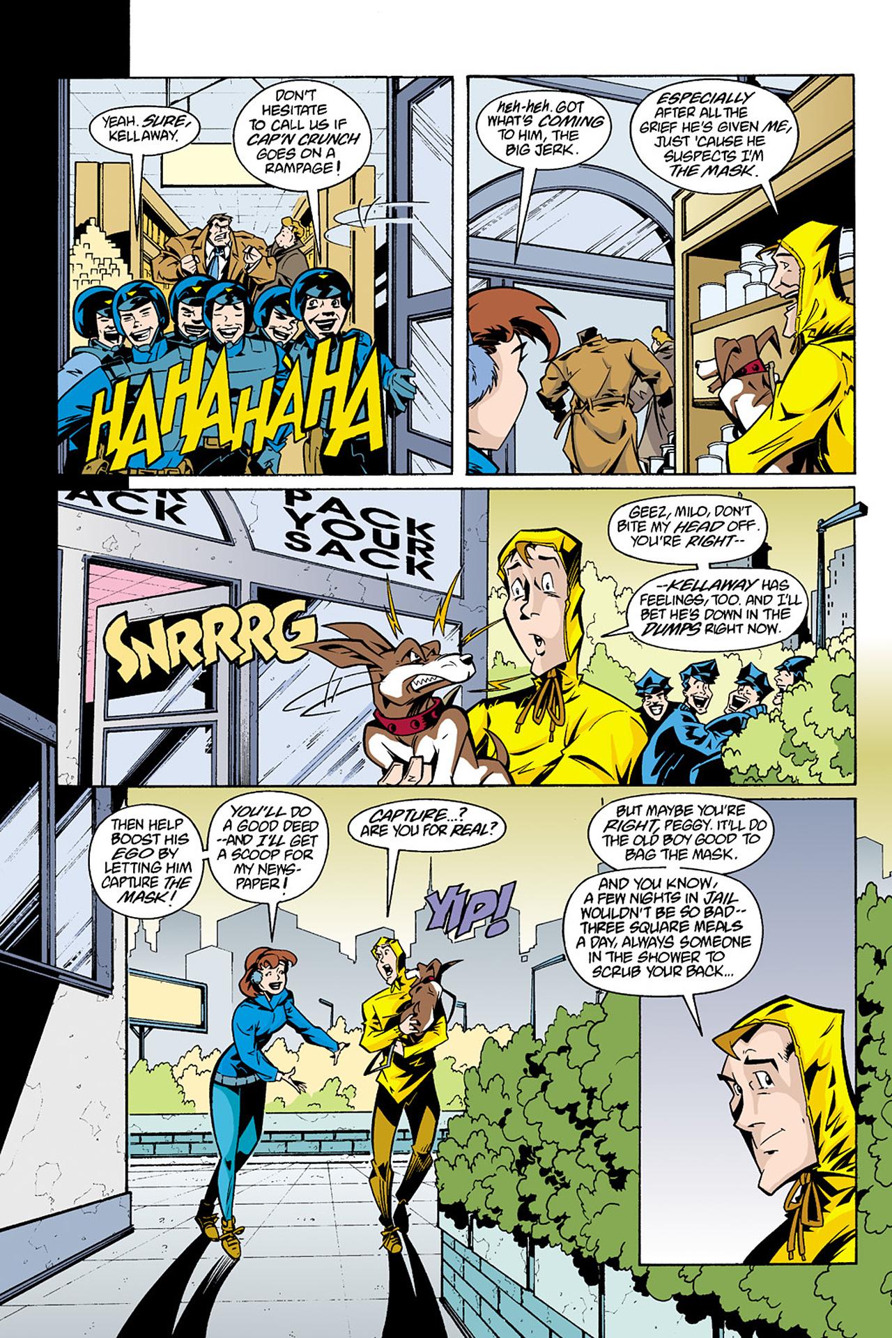 Read online Adventures Of The Mask Omnibus comic -  Issue #Adventures Of The Mask Omnibus Full - 332
