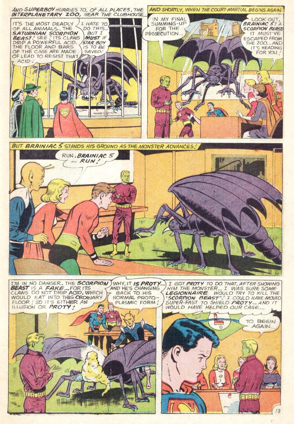 Read online Adventure Comics (1938) comic -  Issue #342 - 19