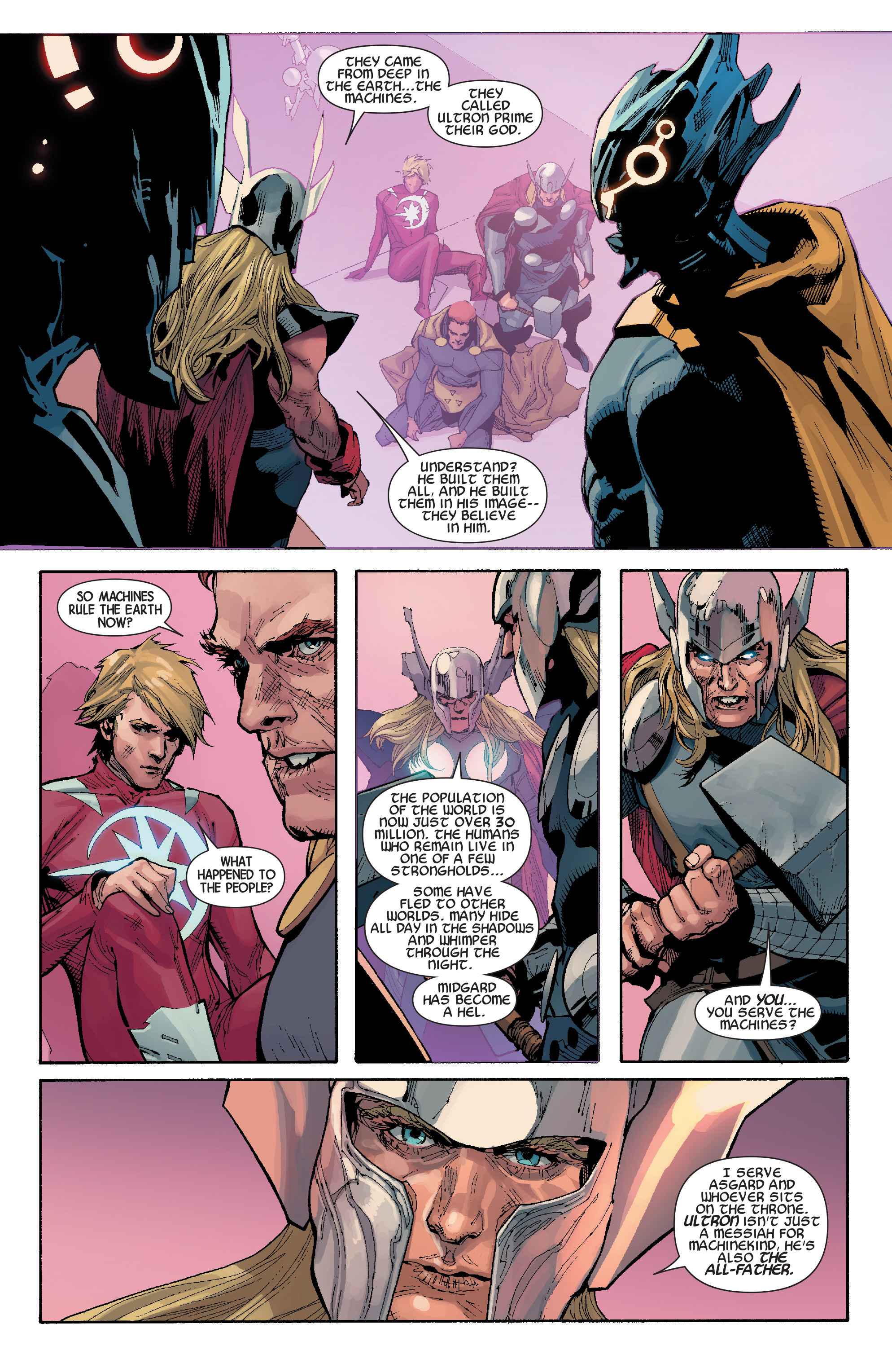 Read online Avengers (2013) comic -  Issue #31 - 15