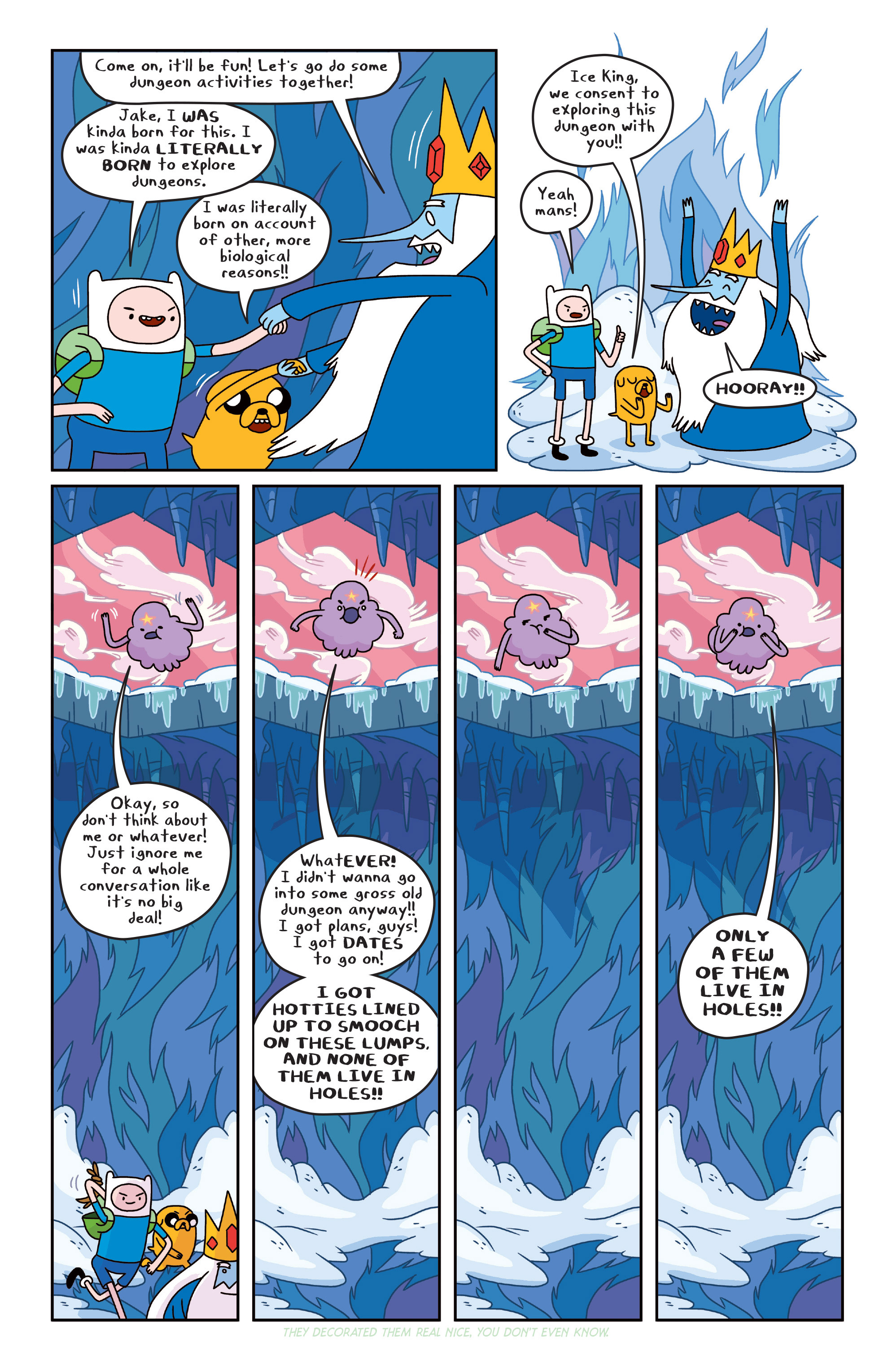 Read online Adventure Time comic -  Issue #Adventure Time _TPB 4 - 32