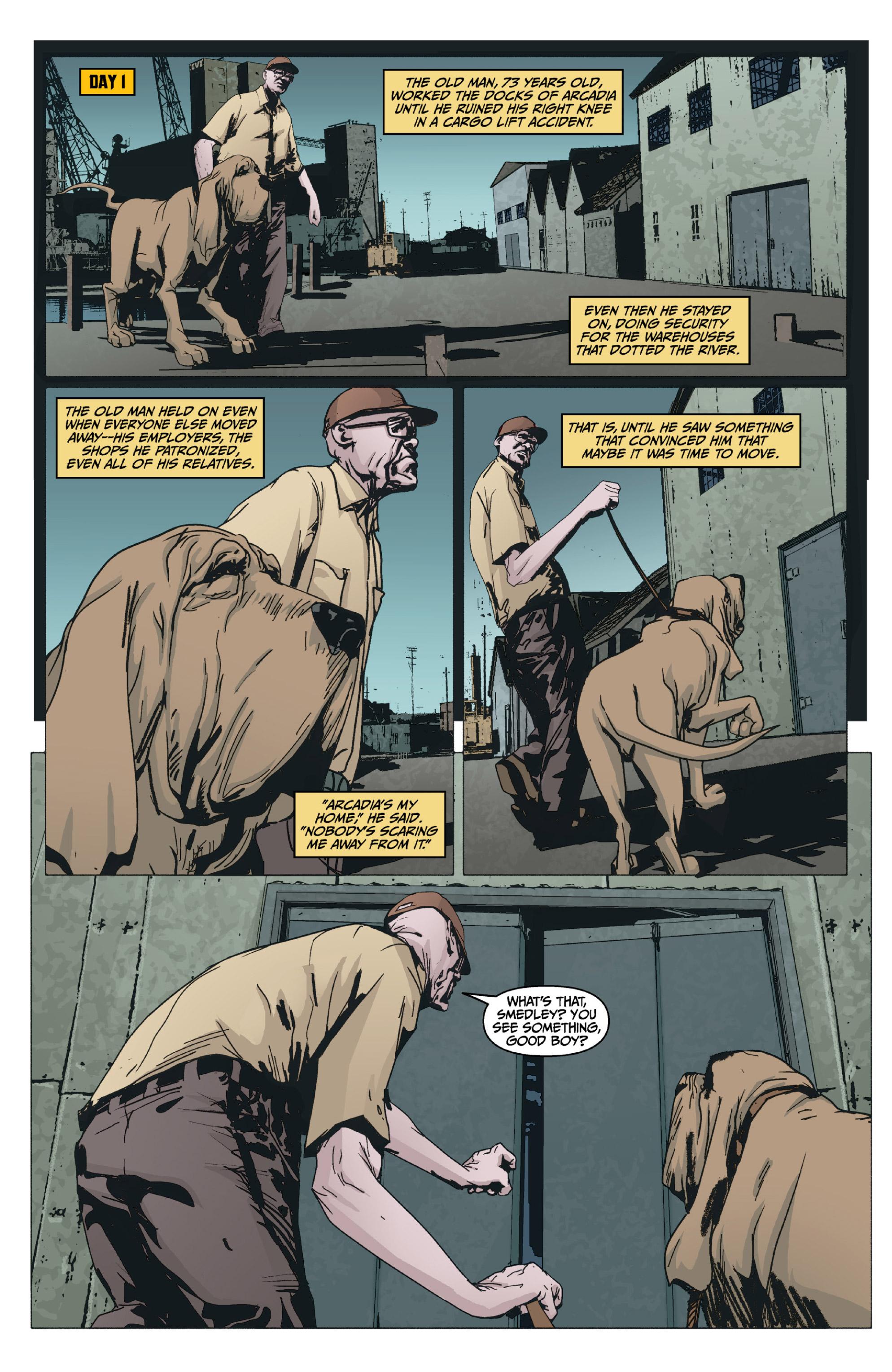 Read online X: Big Bad comic -  Issue # Full - 34