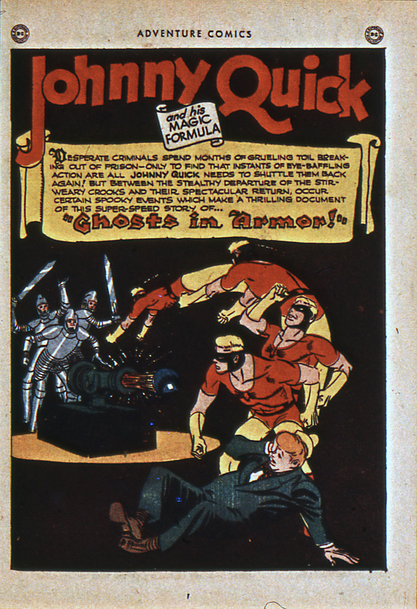 Read online Adventure Comics (1938) comic -  Issue #108 - 20