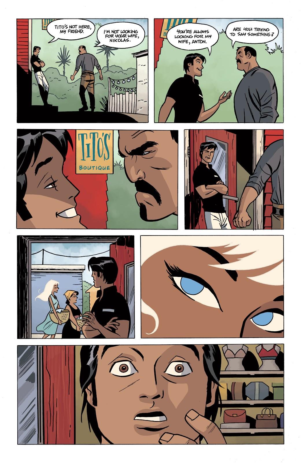 Read online The Twilight Children comic -  Issue #2 - 11