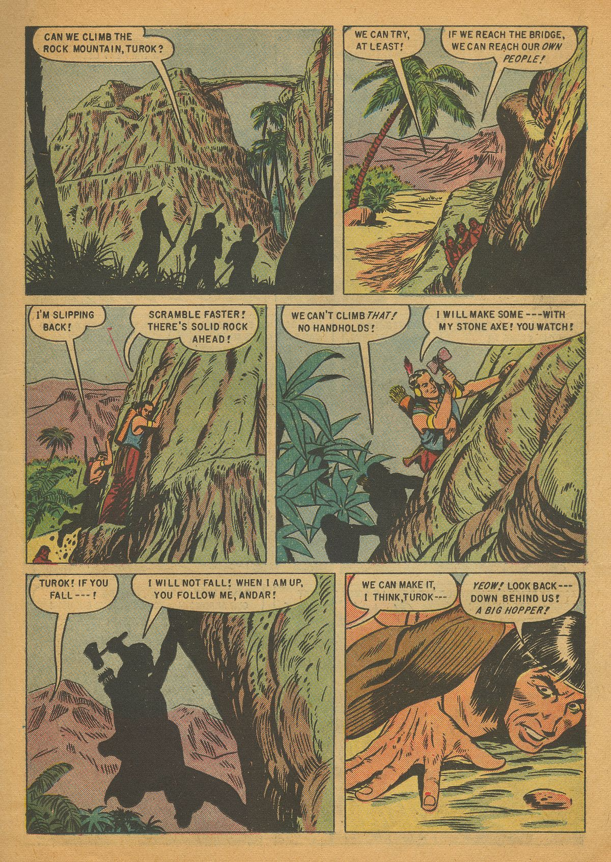 Read online Turok, Son of Stone comic -  Issue #4 - 11