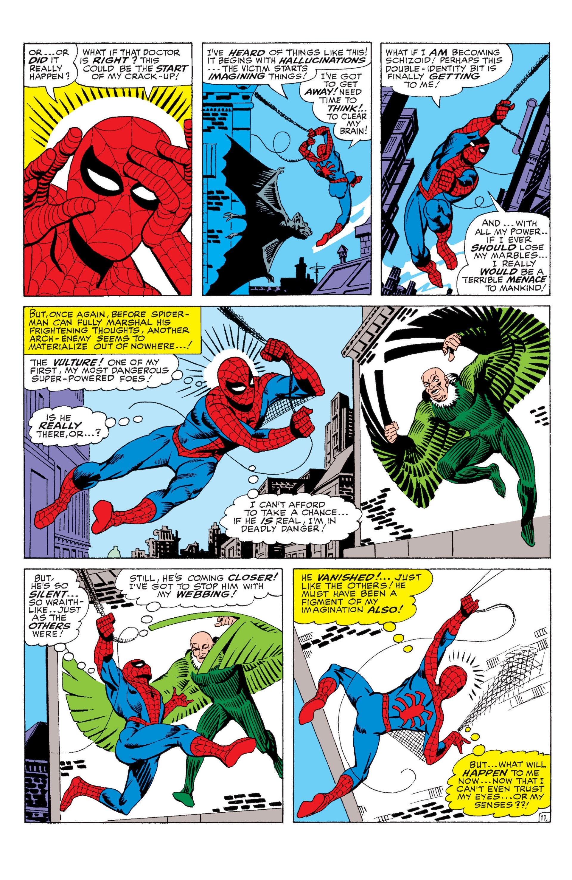 The Amazing Spider-Man (1963) 24 Page 11