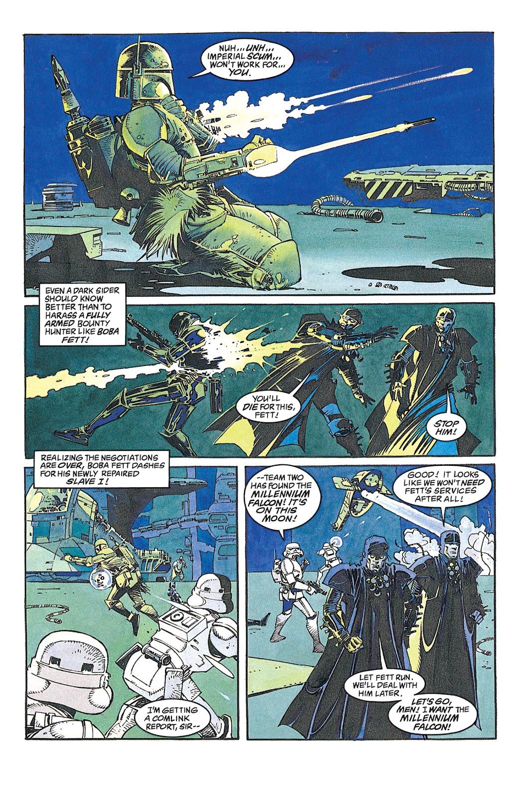 Read online Star Wars: Dark Empire Trilogy comic -  Issue # TPB (Part 2) - 86