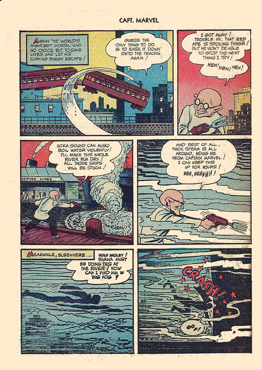 Captain Marvel Adventures issue 89 - Page 41