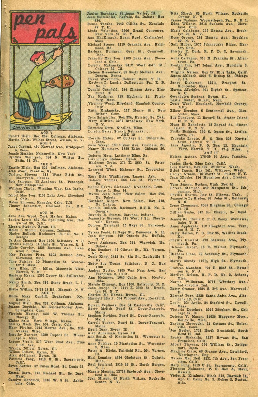 Read online Famous Funnies comic -  Issue #122 - 49