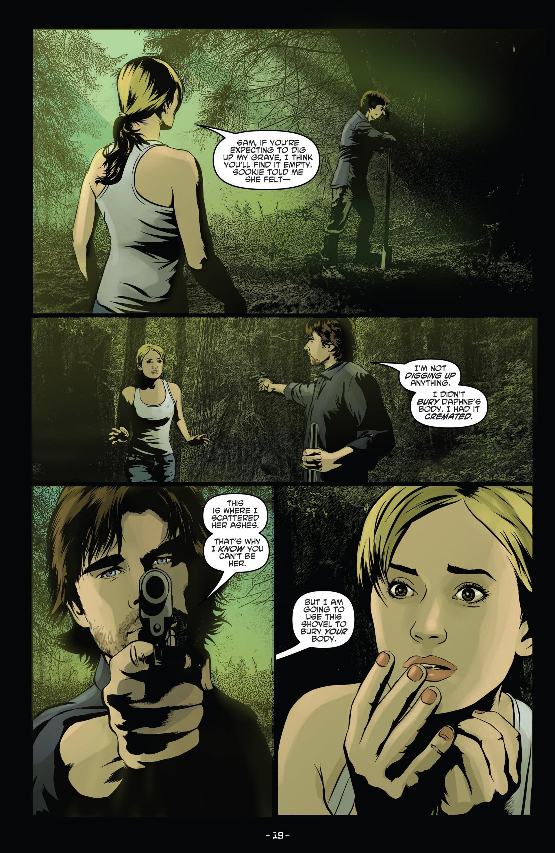 Read online True Blood (2012) comic -  Issue #12 - 21