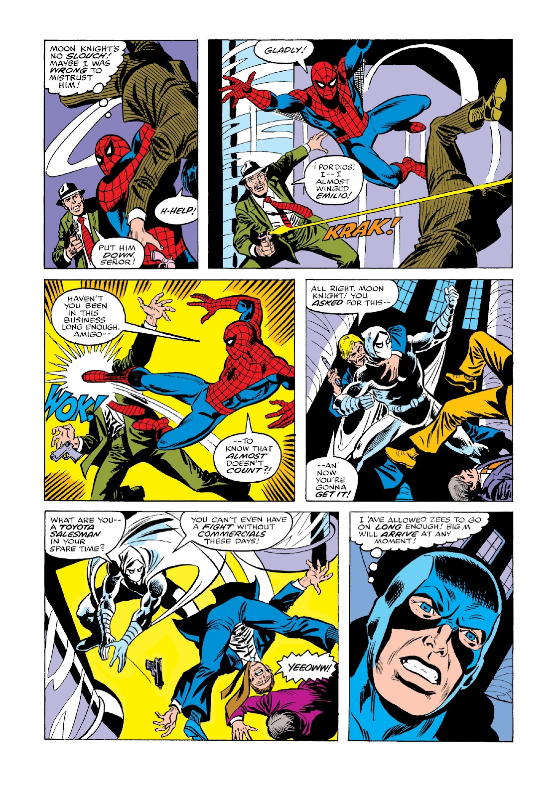 Read online Marvel Masterworks: The Spectacular Spider-Man comic -  Issue # TPB 2 (Part 2) - 50