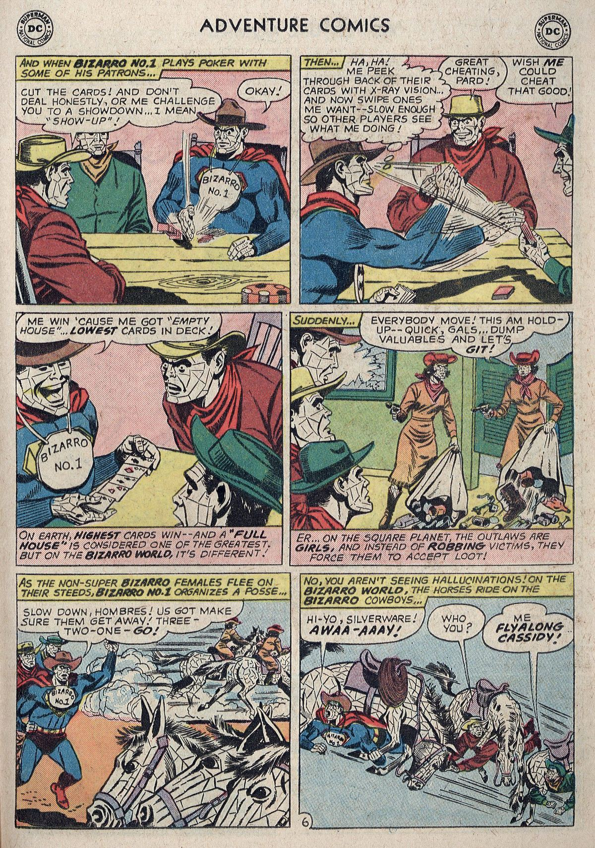 Read online Adventure Comics (1938) comic -  Issue #298 - 25