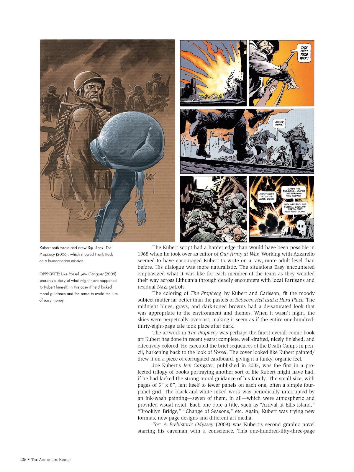 Read online The Art of Joe Kubert comic -  Issue # TPB (Part 3) - 6