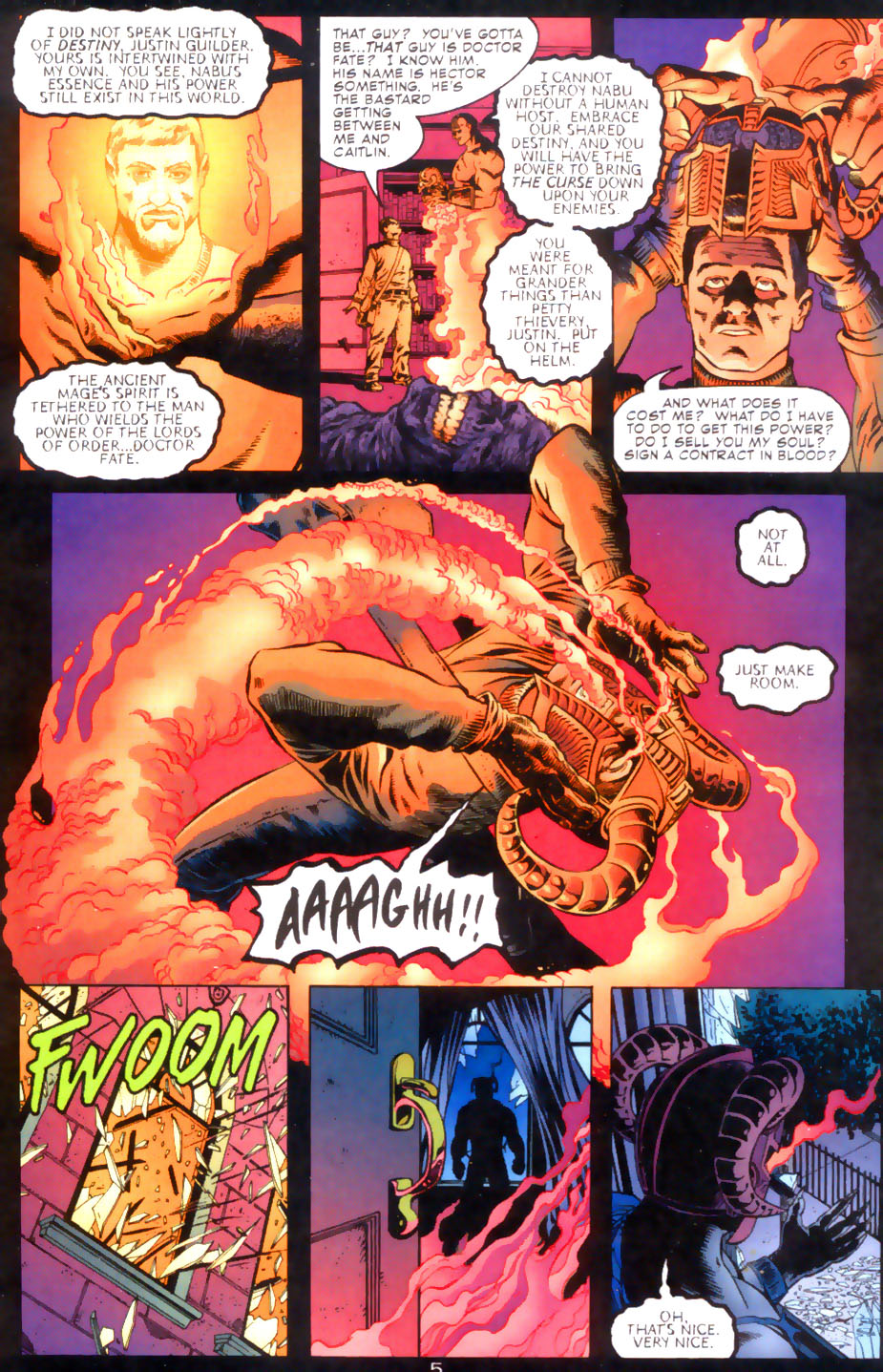 Read online Doctor Fate (2003) comic -  Issue #2 - 6