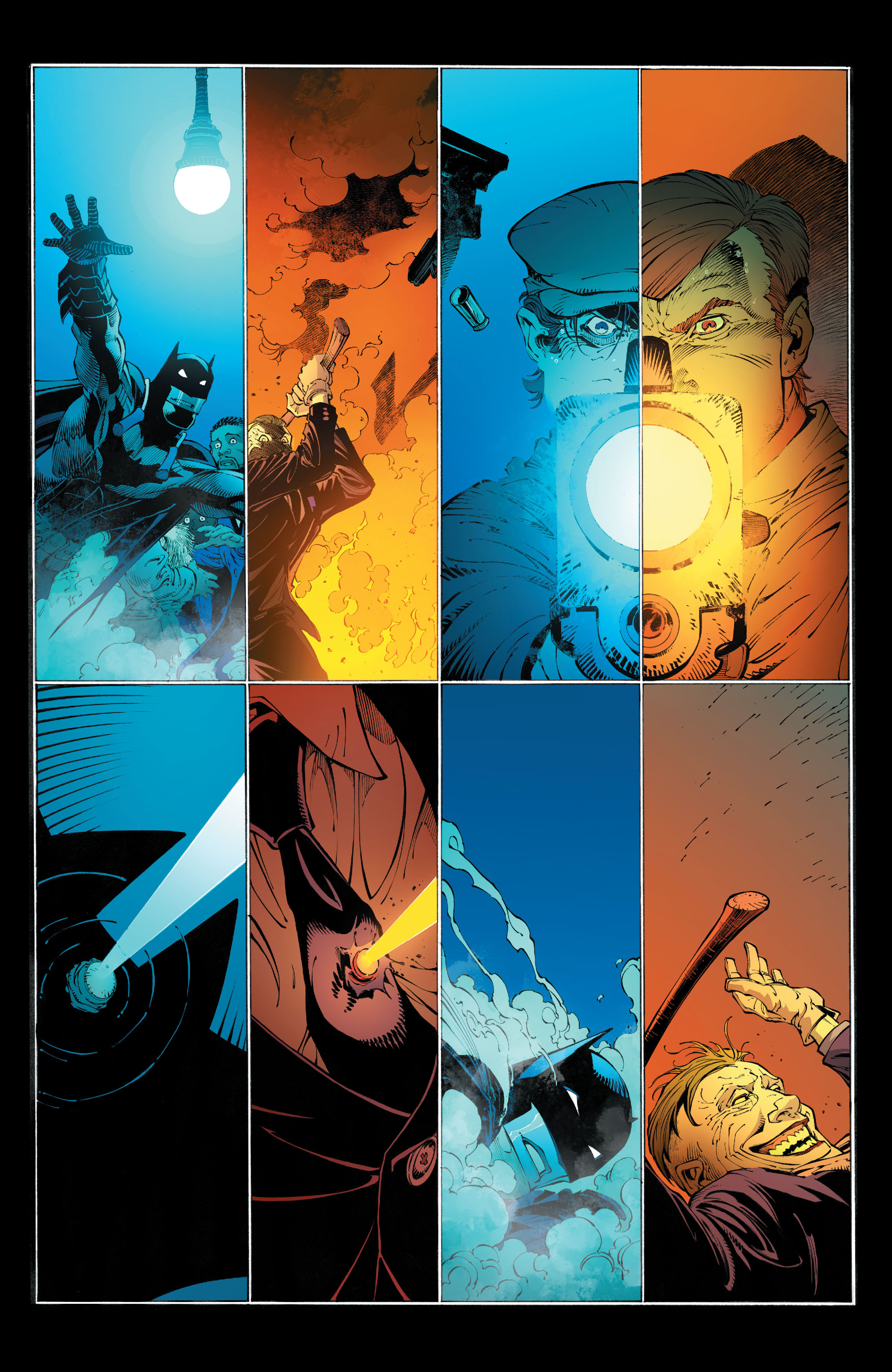 Read online Batman (2011) comic -  Issue # _TPB 7 - 73