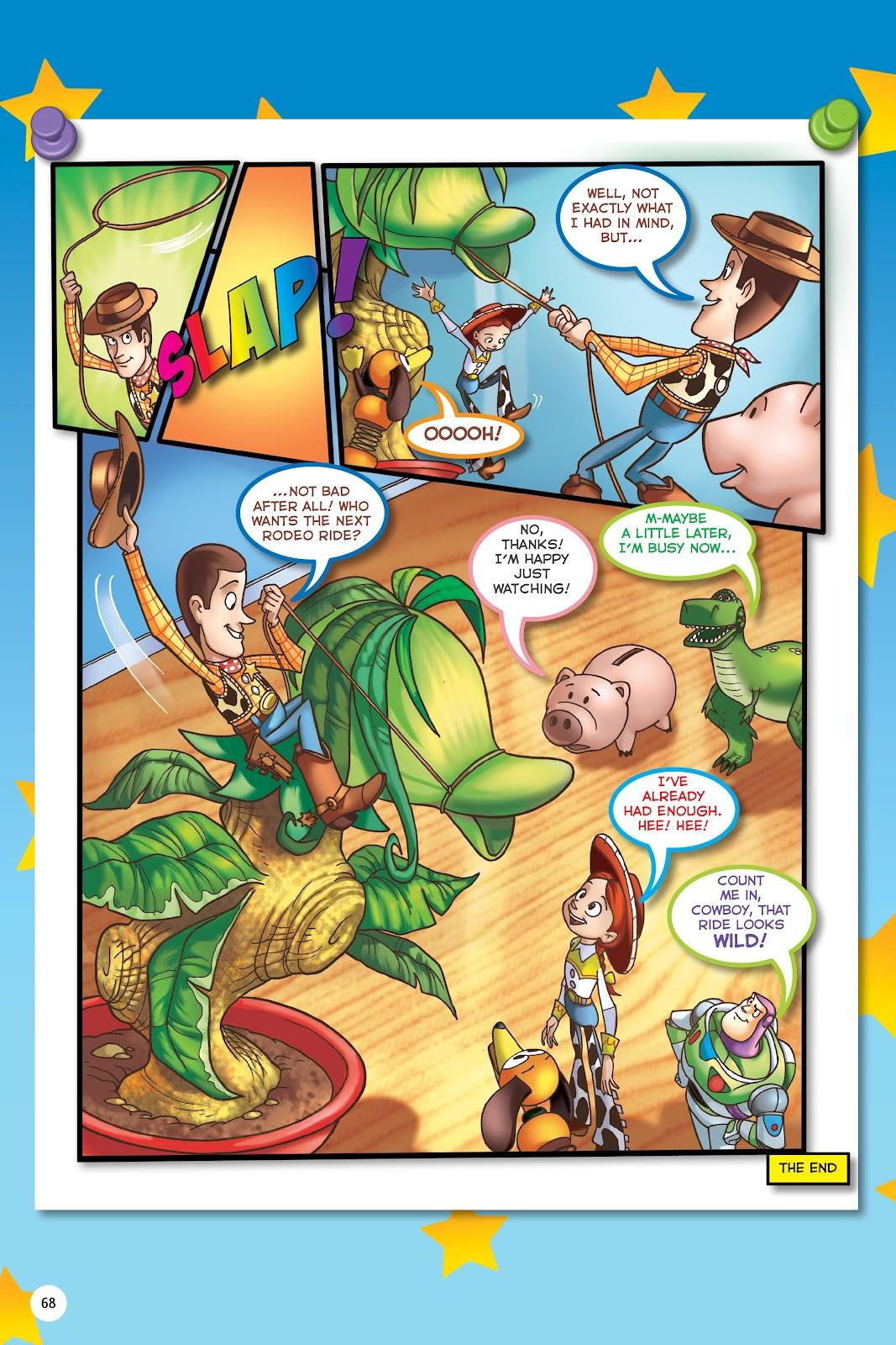Read online DISNEY·PIXAR Toy Story Adventures comic -  Issue # TPB 1 (Part 1) - 68