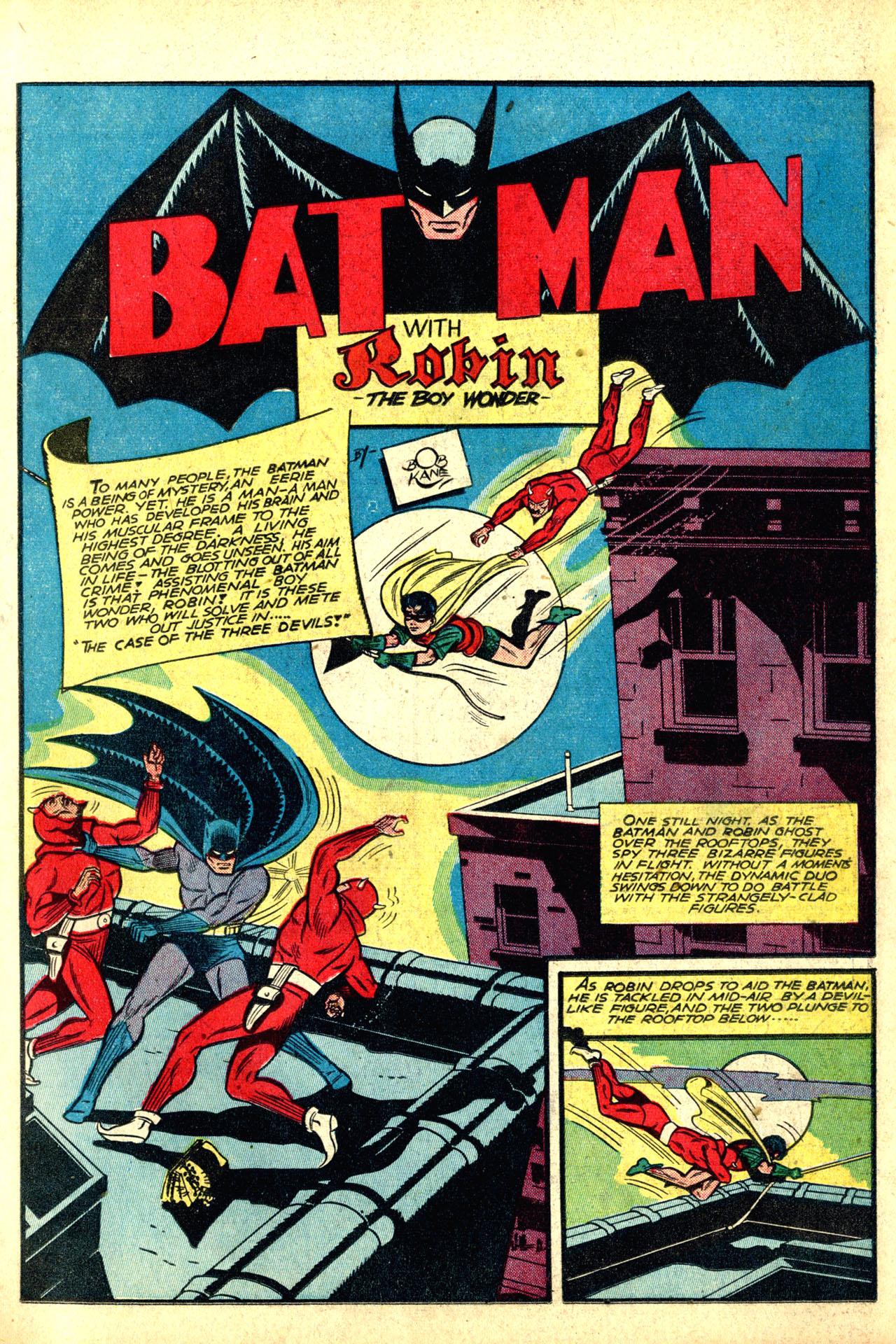 Read online Detective Comics (1937) comic -  Issue #50 - 3