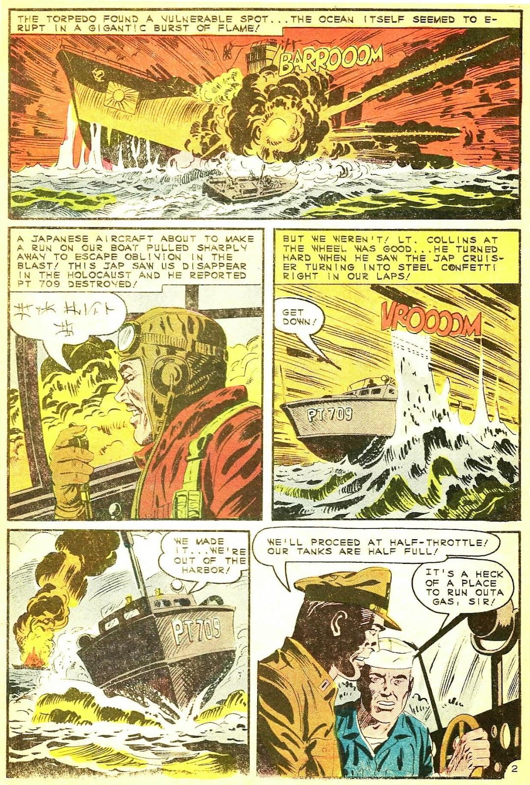 Read online Fightin' Navy comic -  Issue #124 - 27