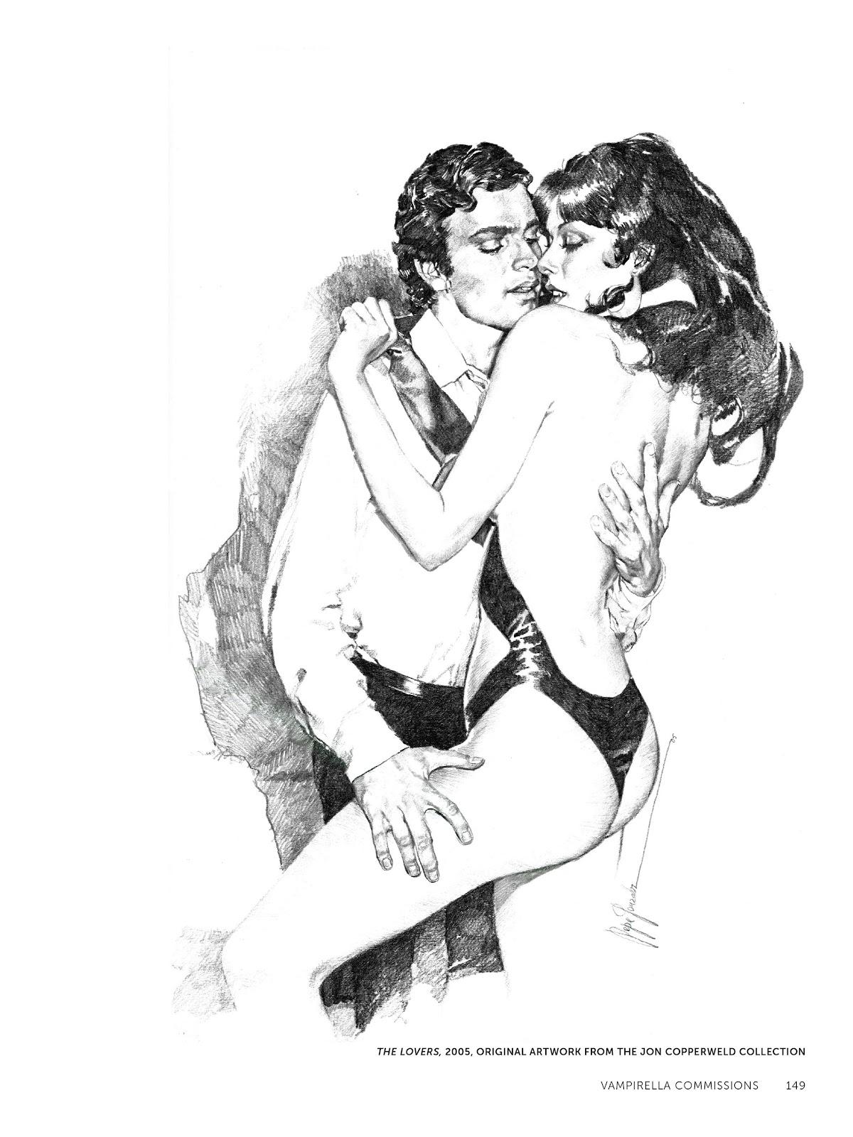 Read online The Art of Jose Gonzalez comic -  Issue # TPB (Part 2) - 51