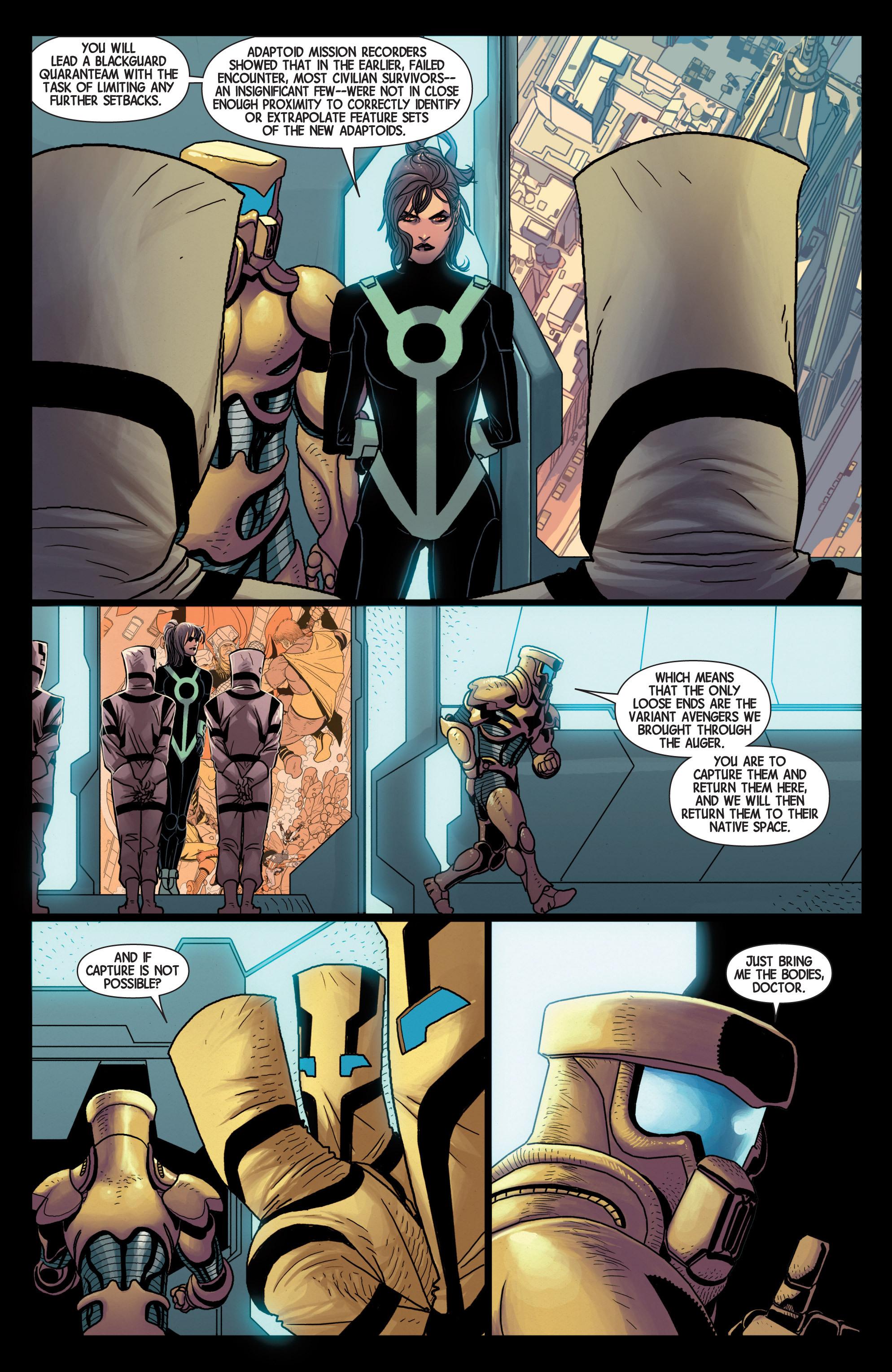 Read online Avengers (2013) comic -  Issue #Avengers (2013) _TPB 5 - 101