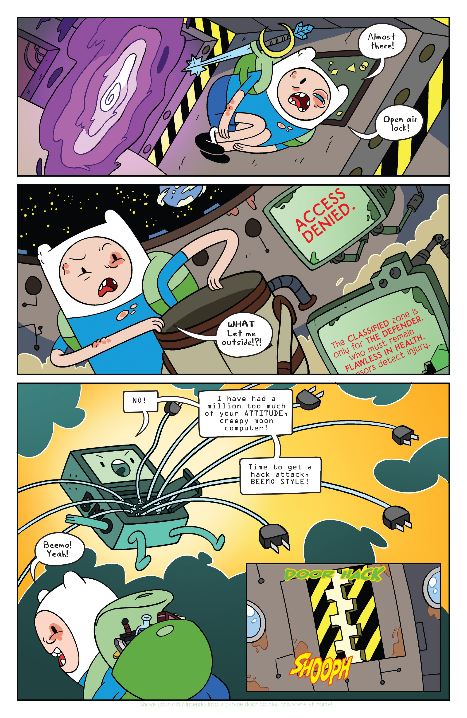 Read online Adventure Time comic -  Issue #39 - 12