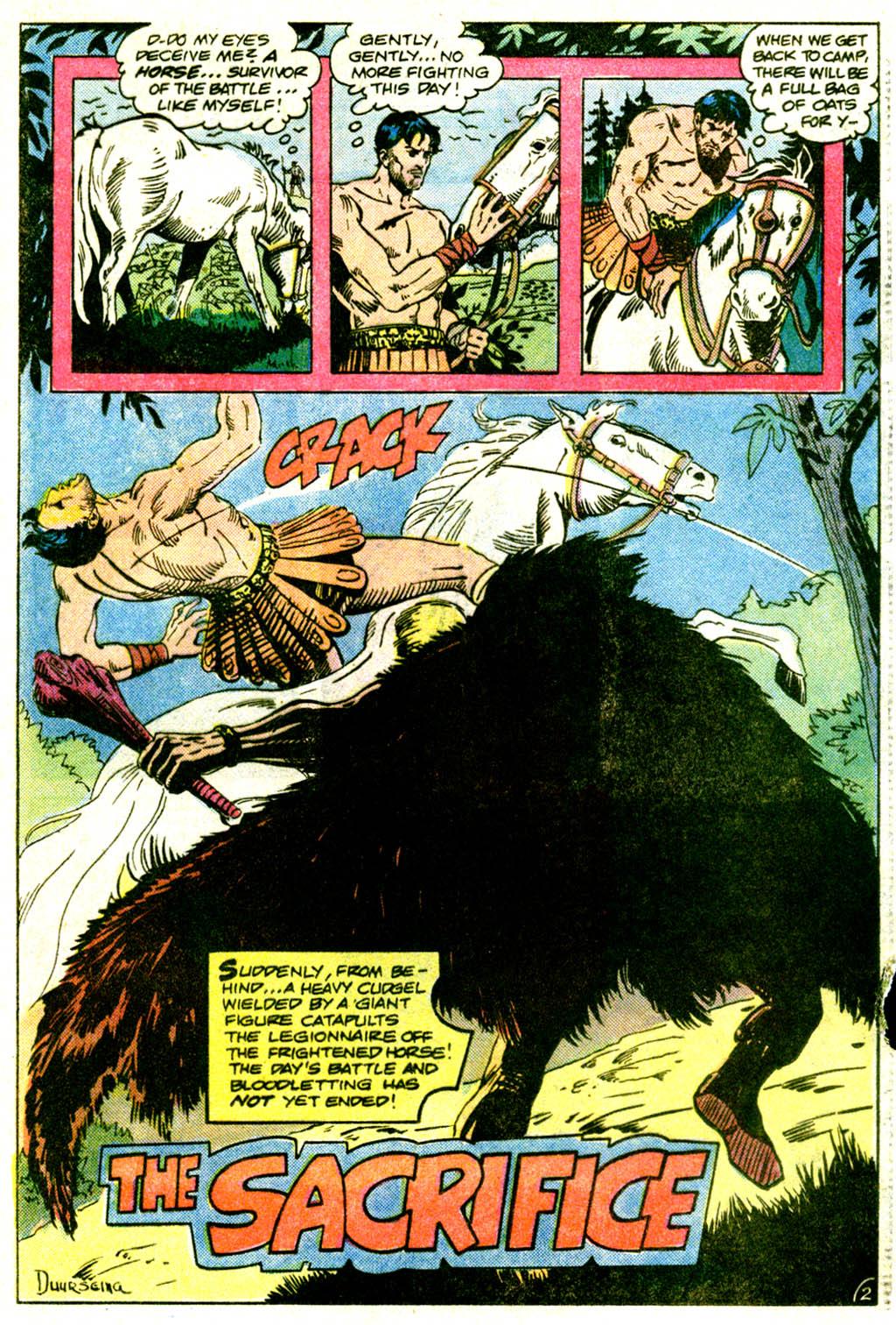 Read online Sgt. Rock comic -  Issue #362 - 24