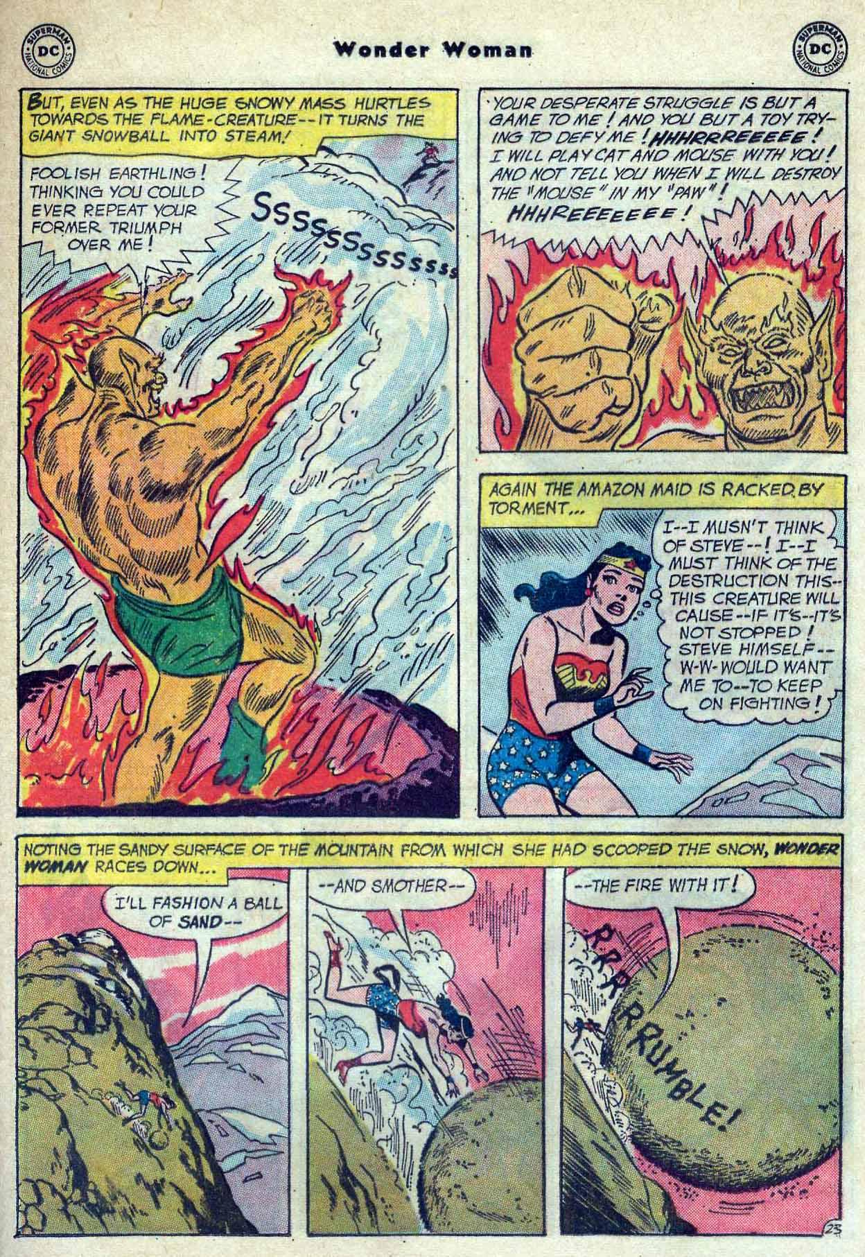 Read online Wonder Woman (1942) comic -  Issue #120 - 29