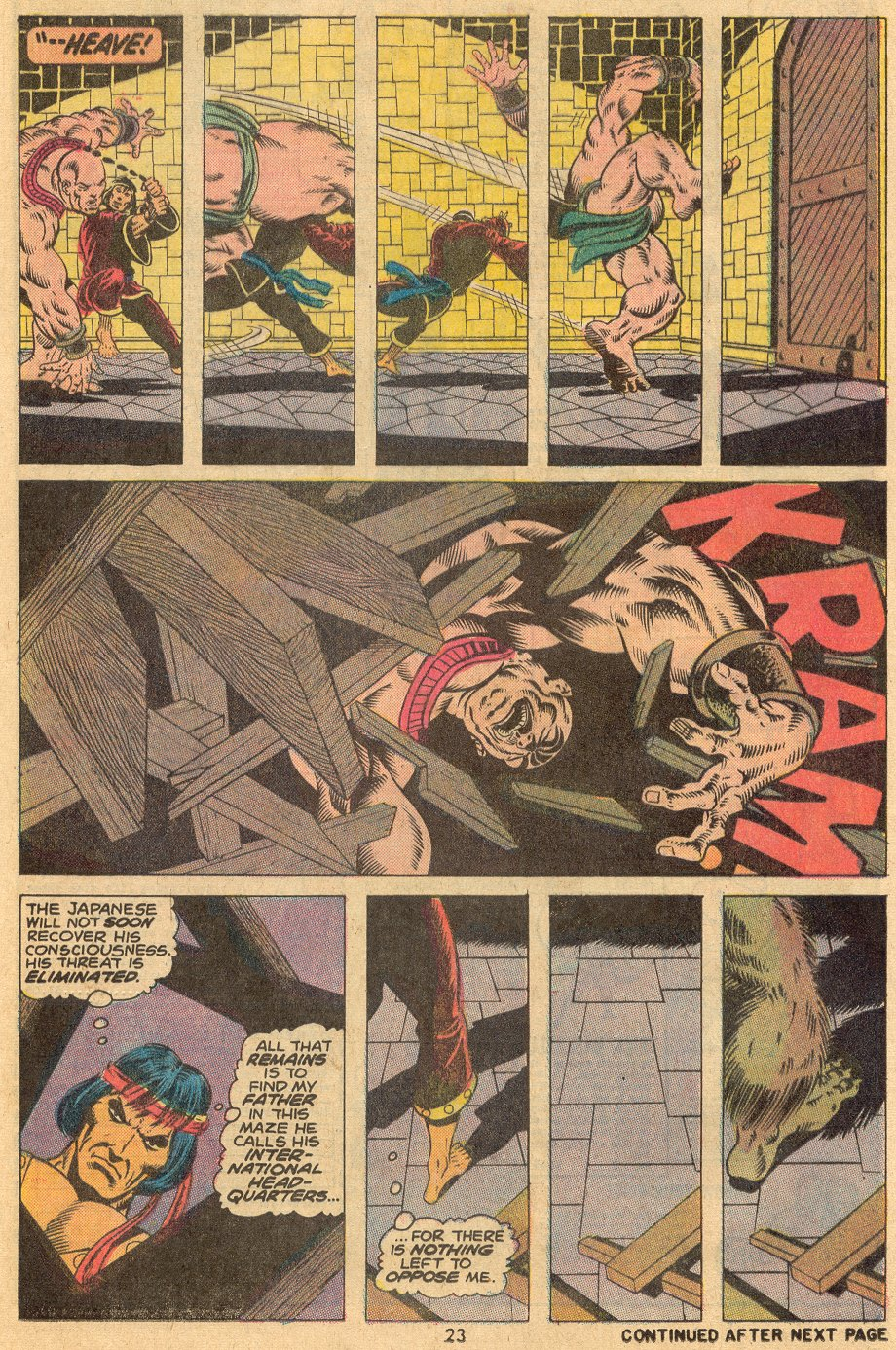 Special Marvel Edition Issue #15 #15 - English 17